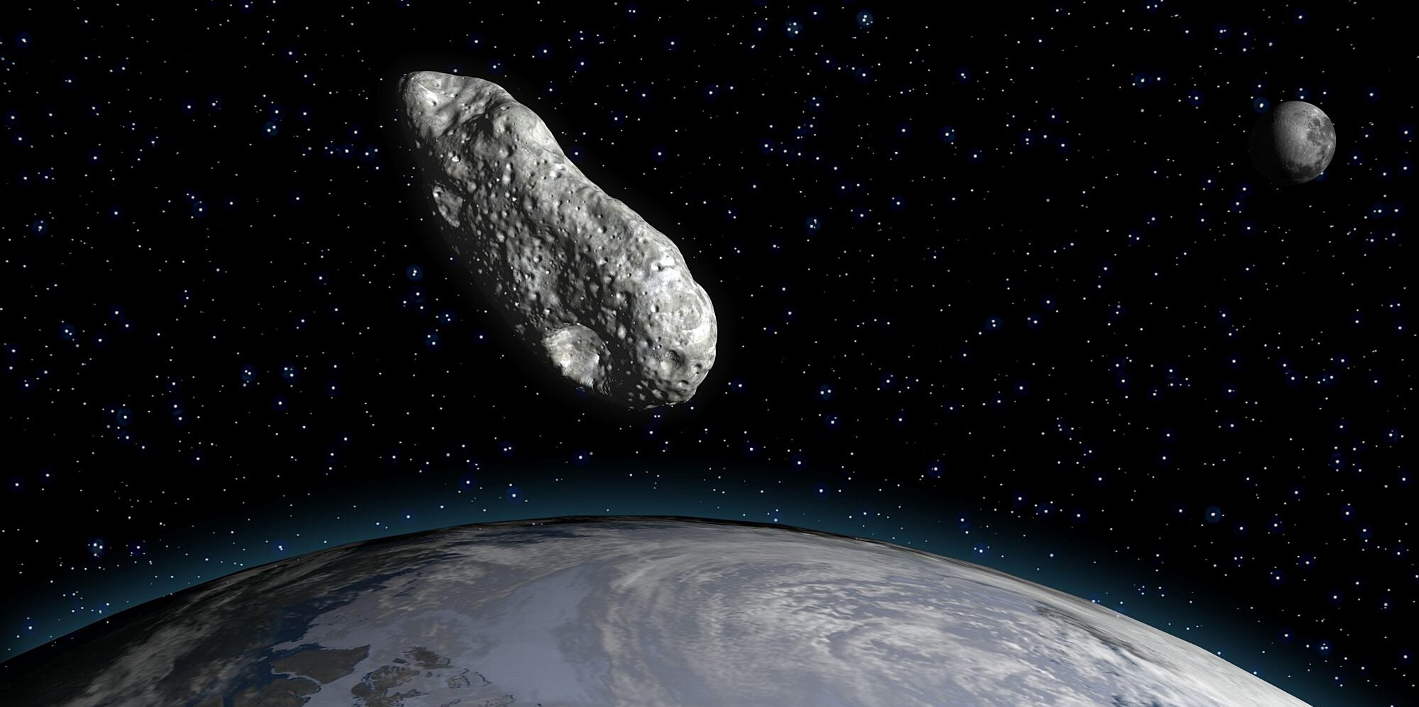 The Apophis Asteroid Will Safely Pass Earth Tonight, but You'll Need a Telescope to See It