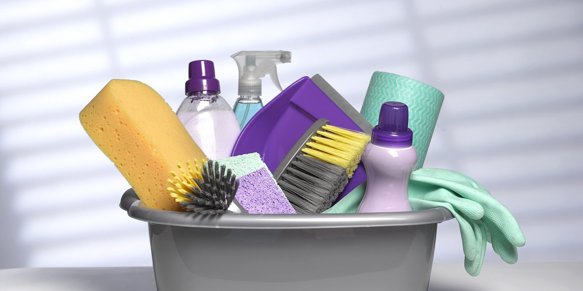 What's the Most Popular Cleaning Product Scent on the Market?
