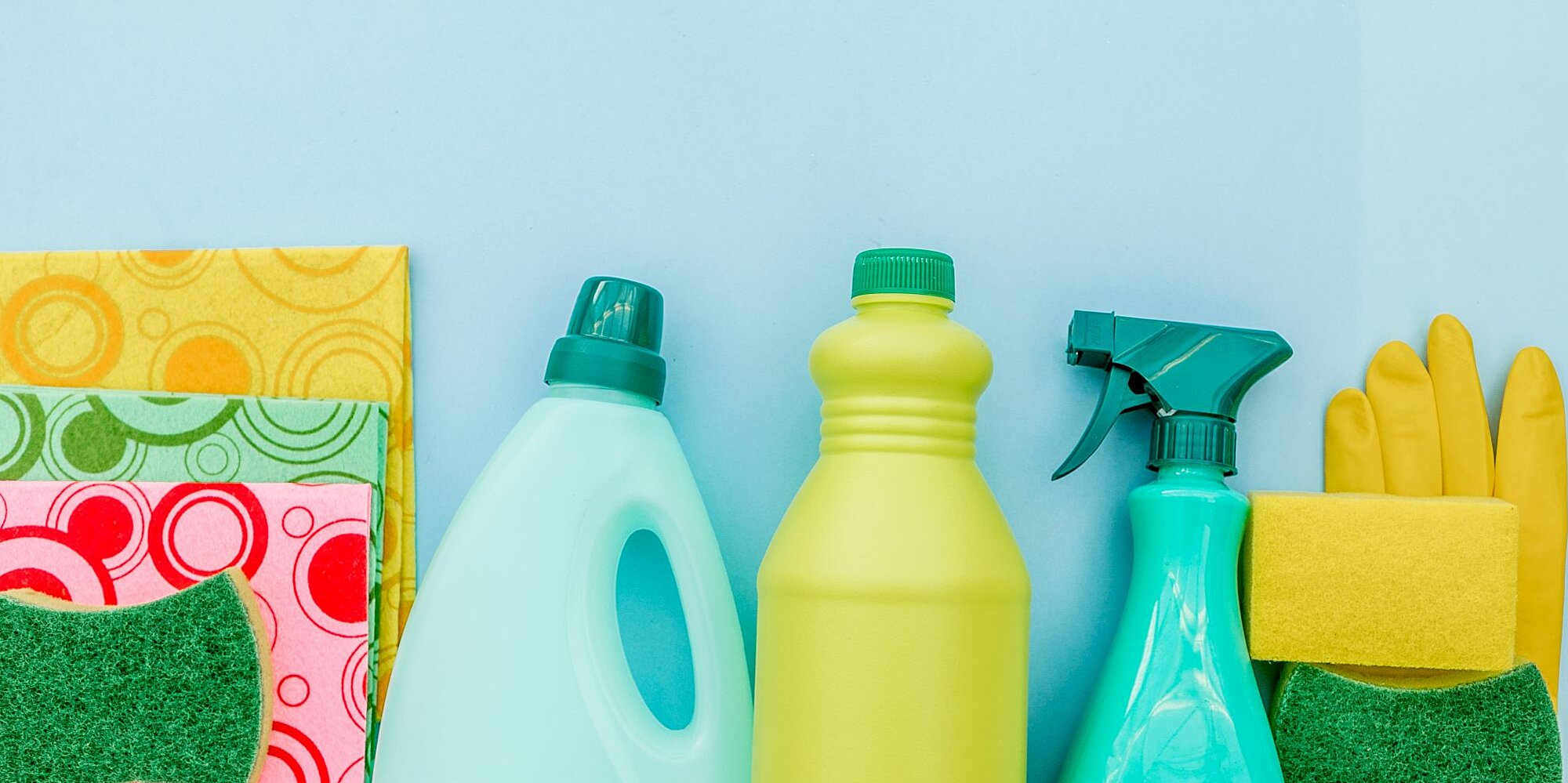 how to finally organize your under sink space