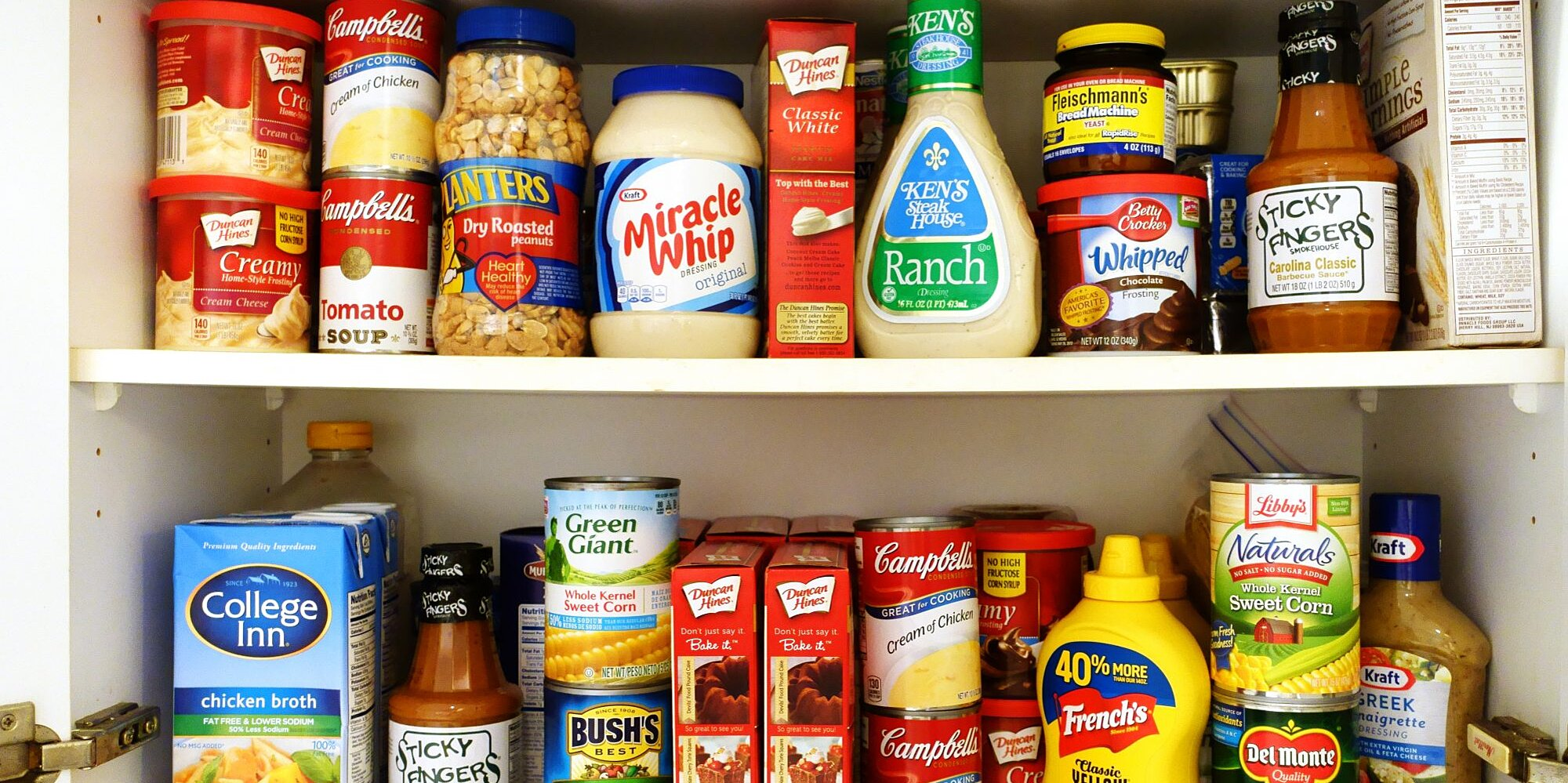 how to stock your pantry for any emergency