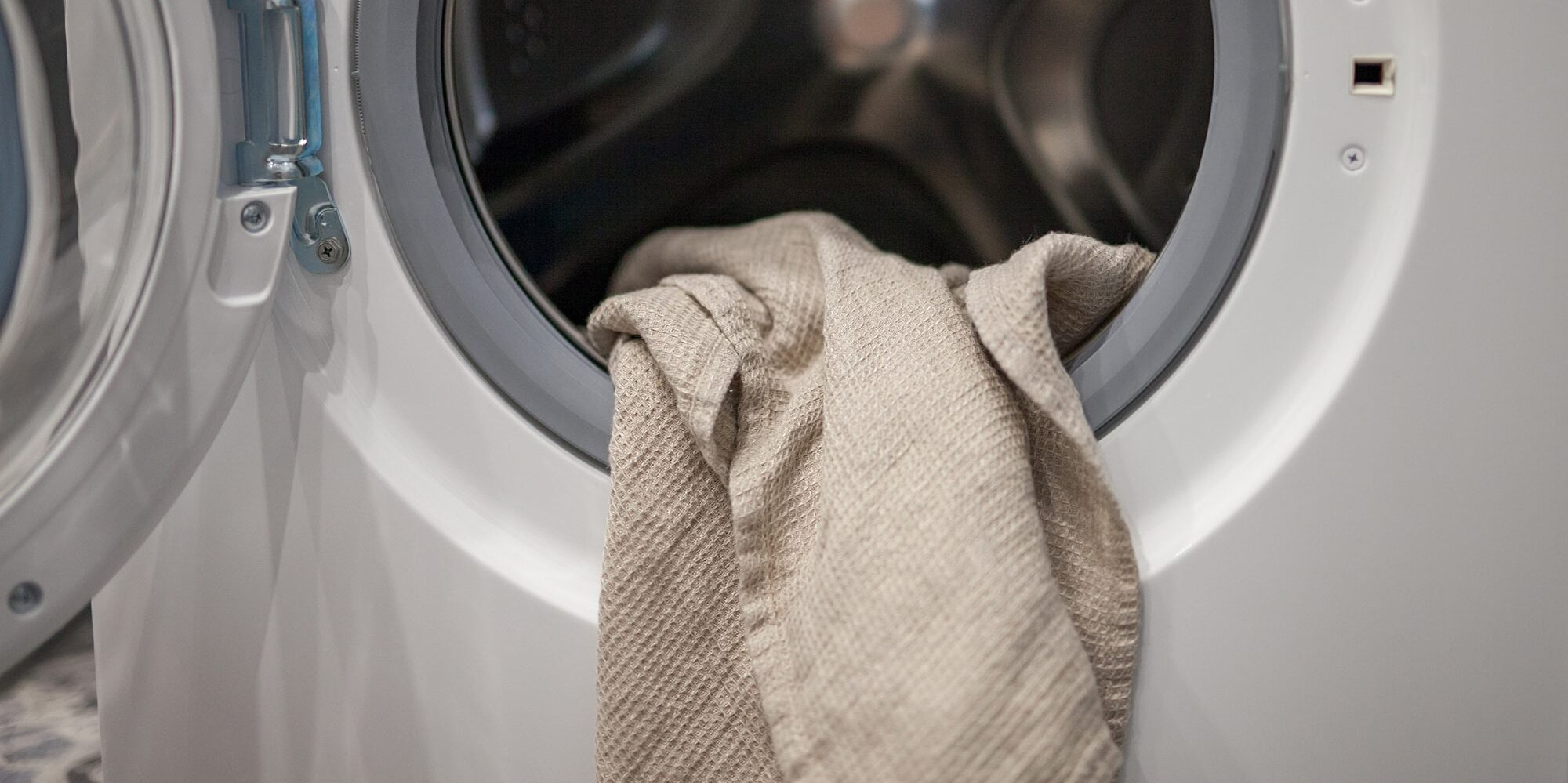 how to get your towels clean again after a spill