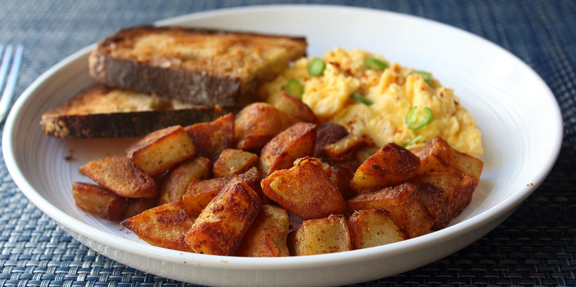 This Simple Trick is the Key to Roasting Perfectly Cooked Home Fries