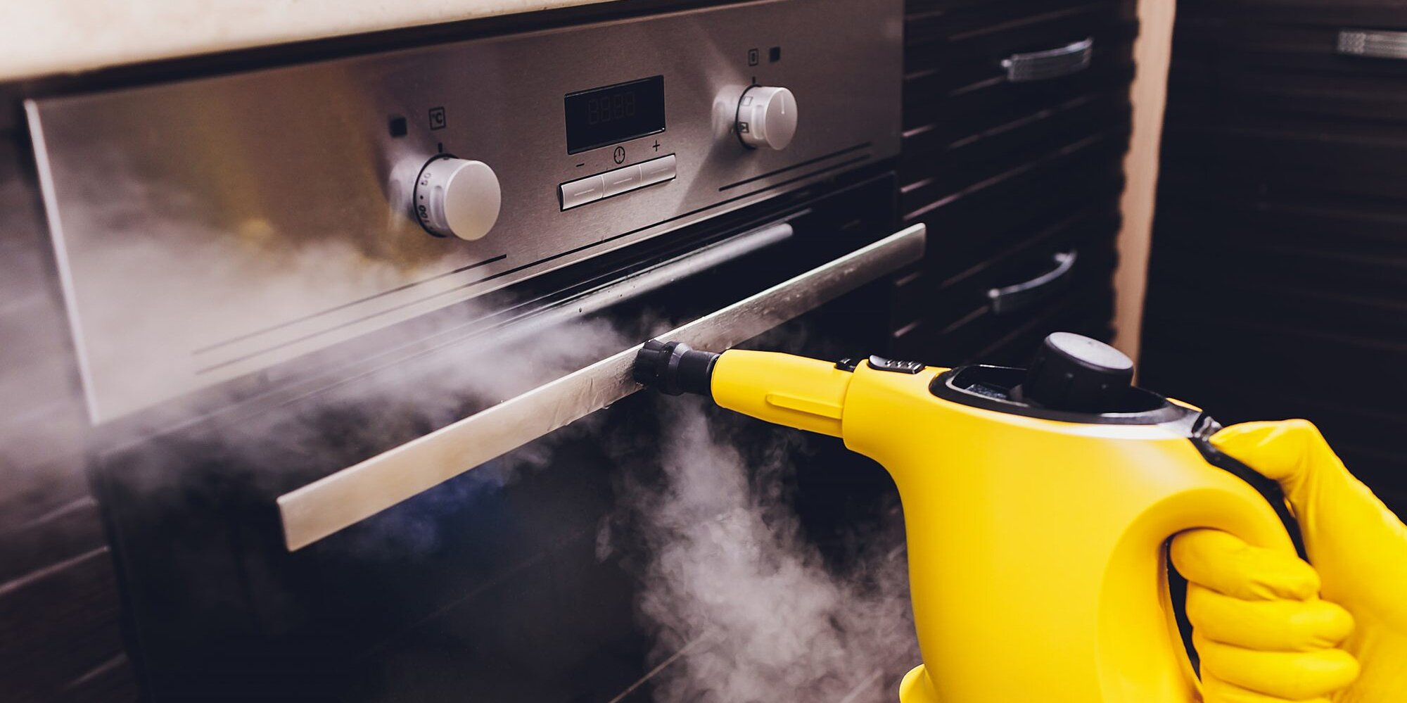 12 surprising ways to use a steam cleaner in your kitchen