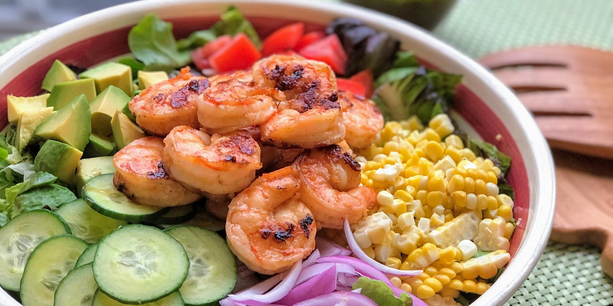 12 easy shrimp salads ready in about 30 minutes