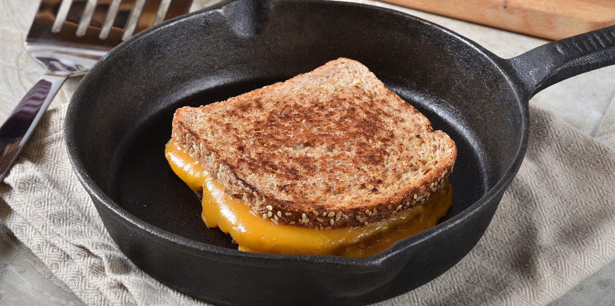 How to Host an Epic Make-Your-Own Grilled Cheese Night in 6 Easy Steps