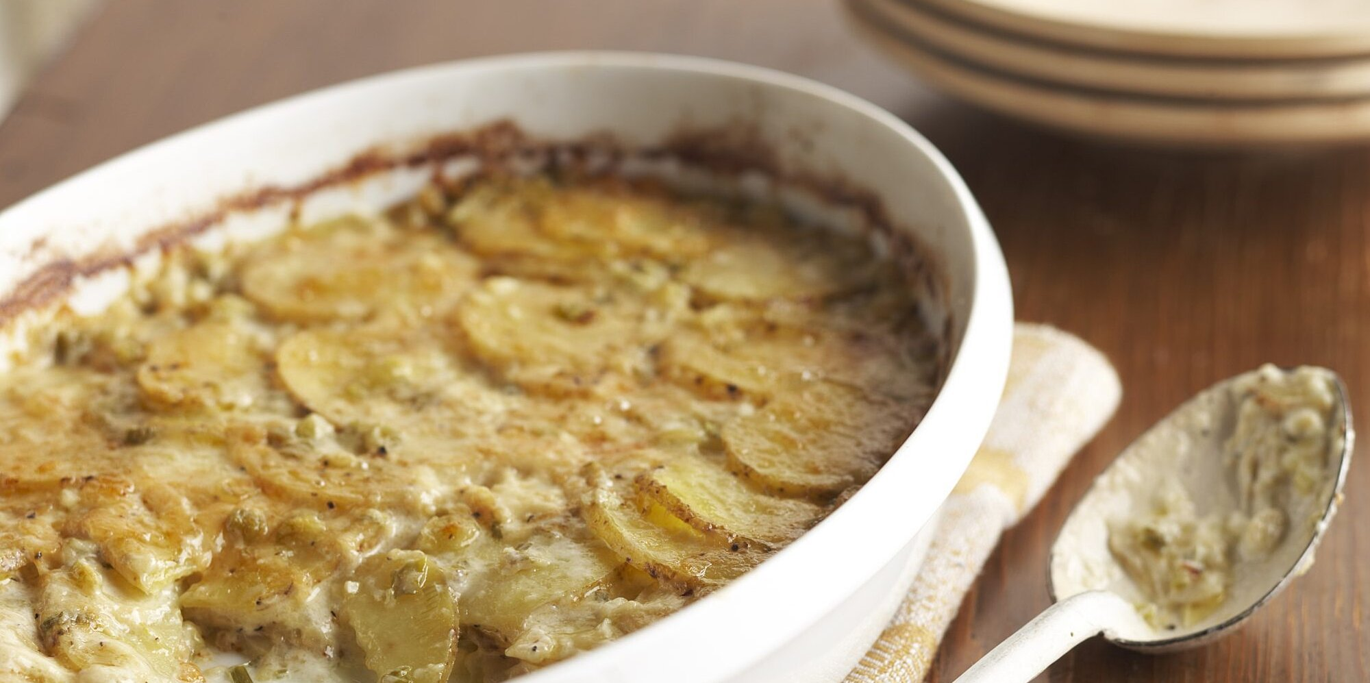 6 mistakes to avoid when making scalloped potatoes