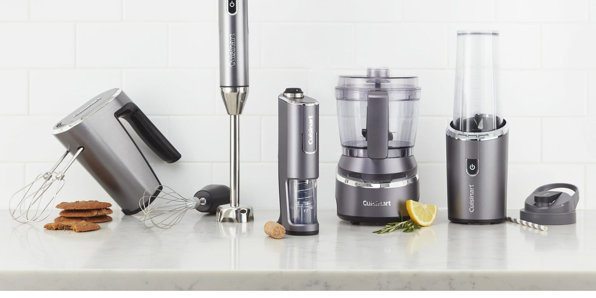 cuisinart launches new cordless appliance line called evolutionx