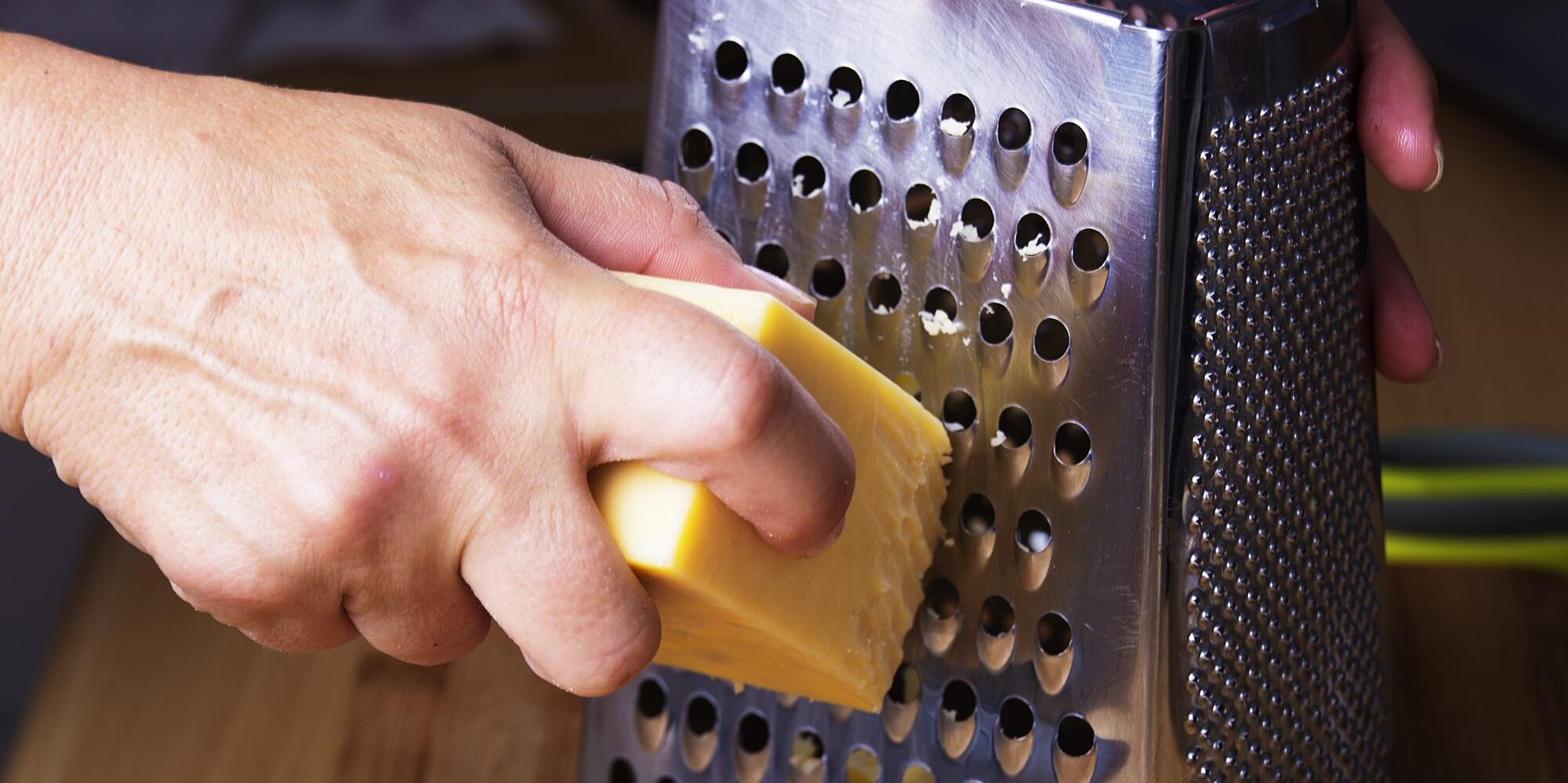 This Clever Hack Makes Grating Cheese Much Easier