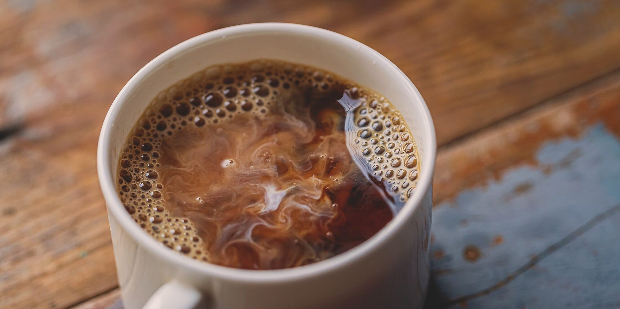 how to make 2 ingredient coffee creamer