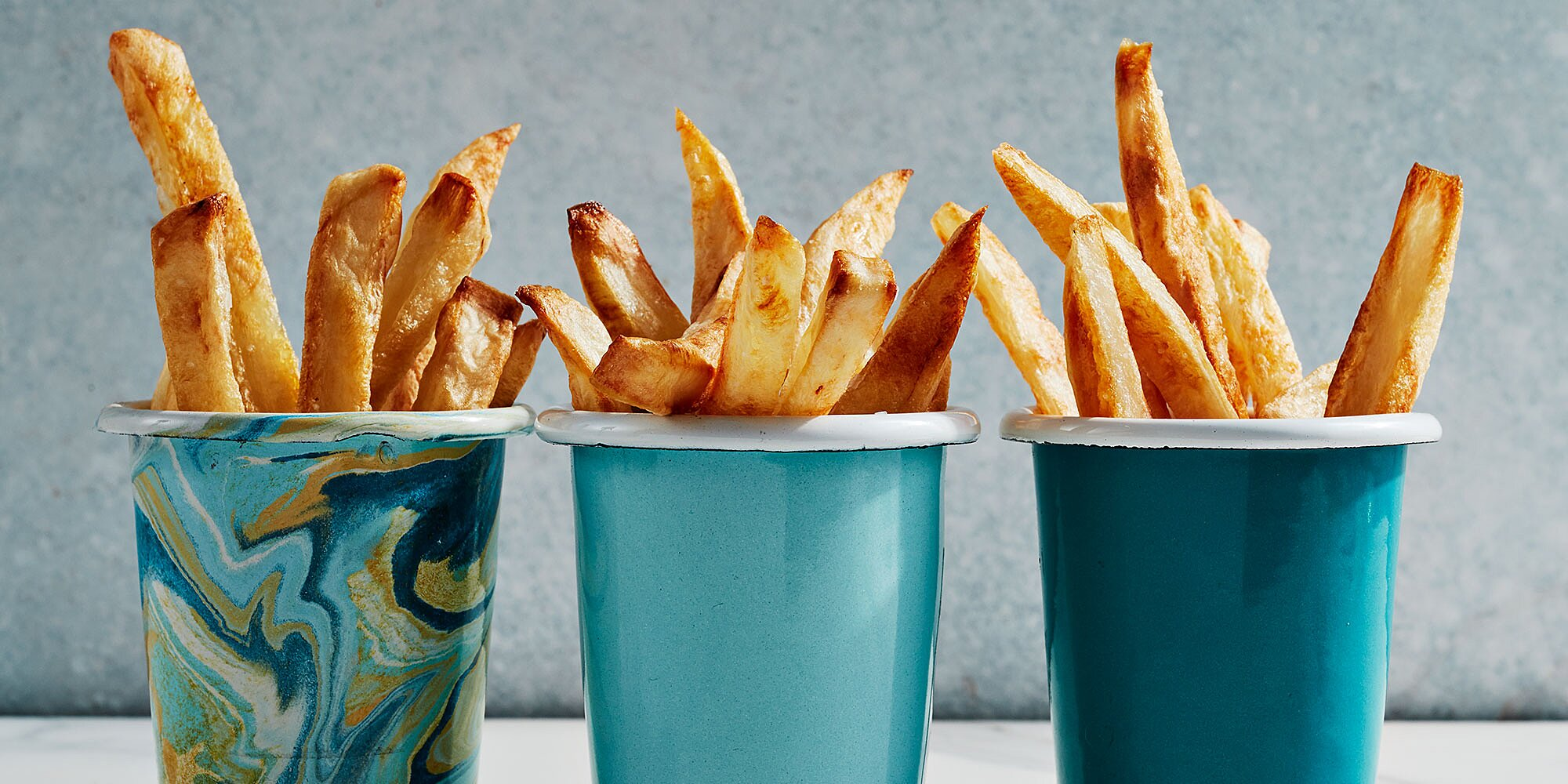 Crispy Oven-Baked Fries