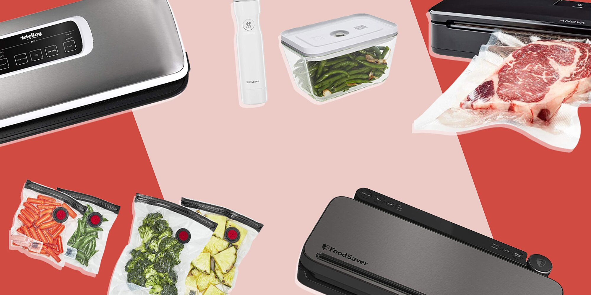 The Best Food Vacuum Sealers, According to Our Test Kitchen