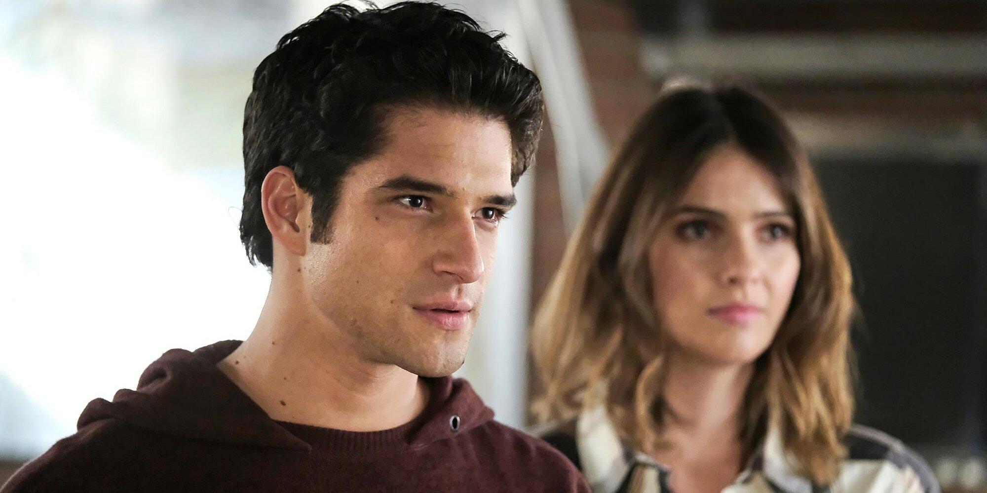 Malia time episode and stiles first kiss Season 6: