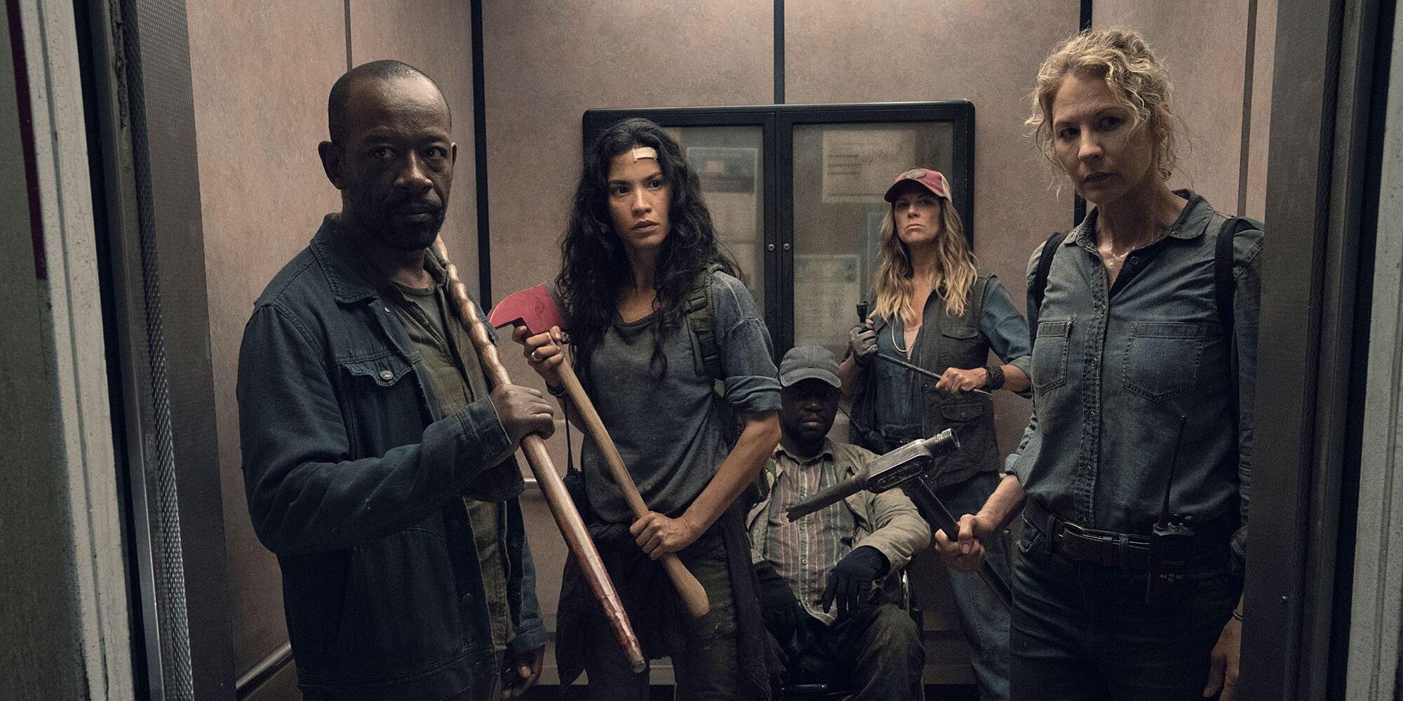 Fear The Walking Dead Recap Season 4 Episode 15 Ew Com