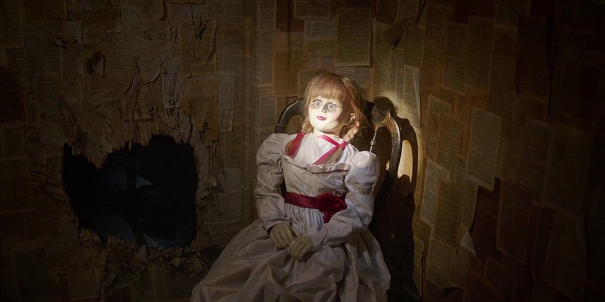 Real-life Annabelle doll has not escaped from museum | EW.com