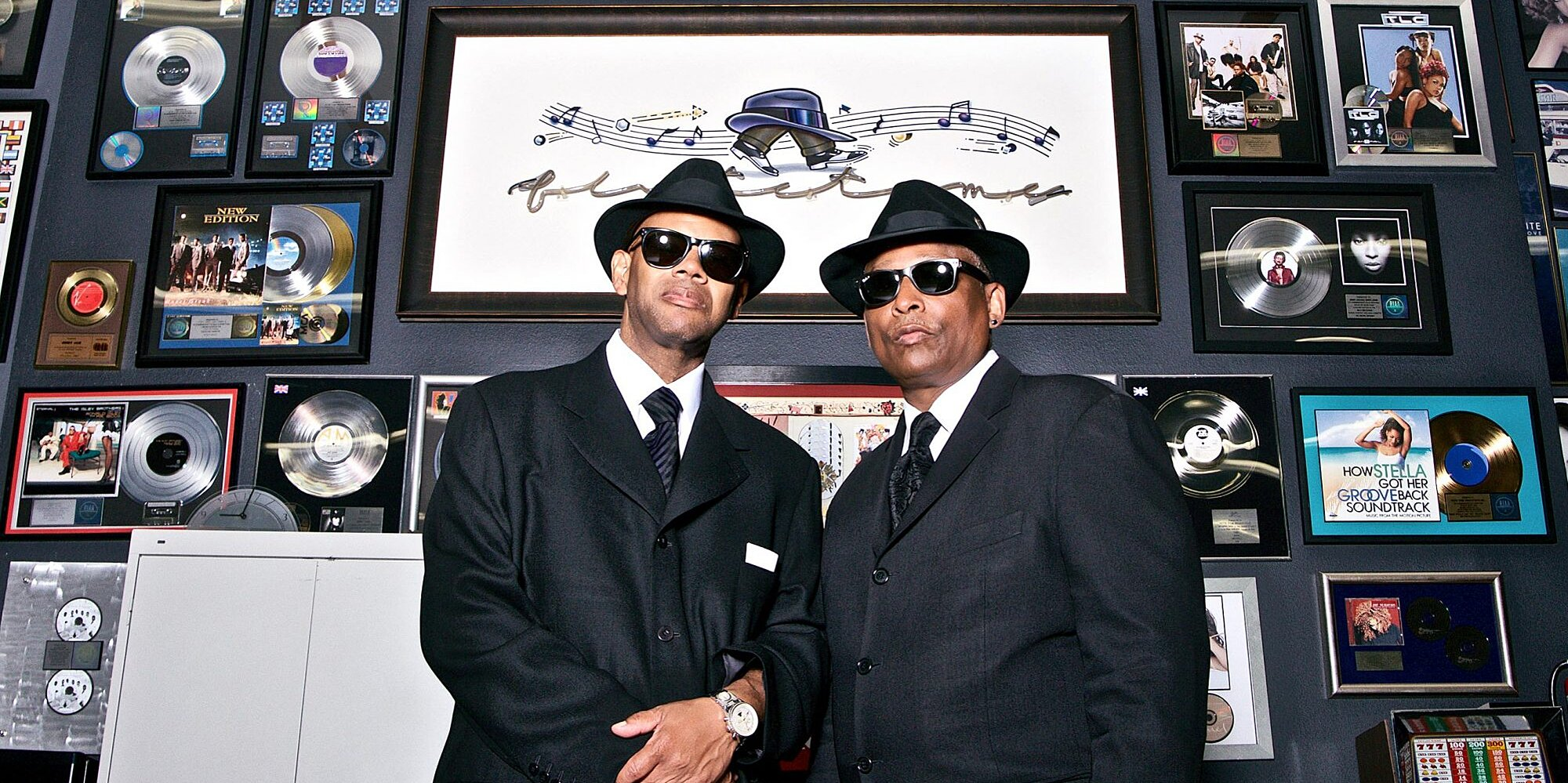 Jimmy Jam and Terry Lewis share stories behind Janet Jackson hits | EW.com