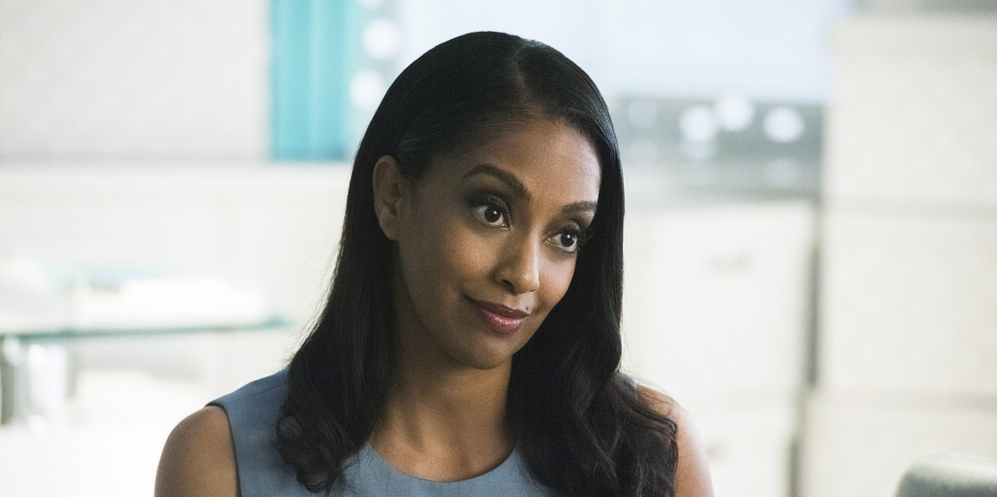 Supergirl star Azie Tesfai reveals how she came to write an 'epic' Kelly episode.jpg