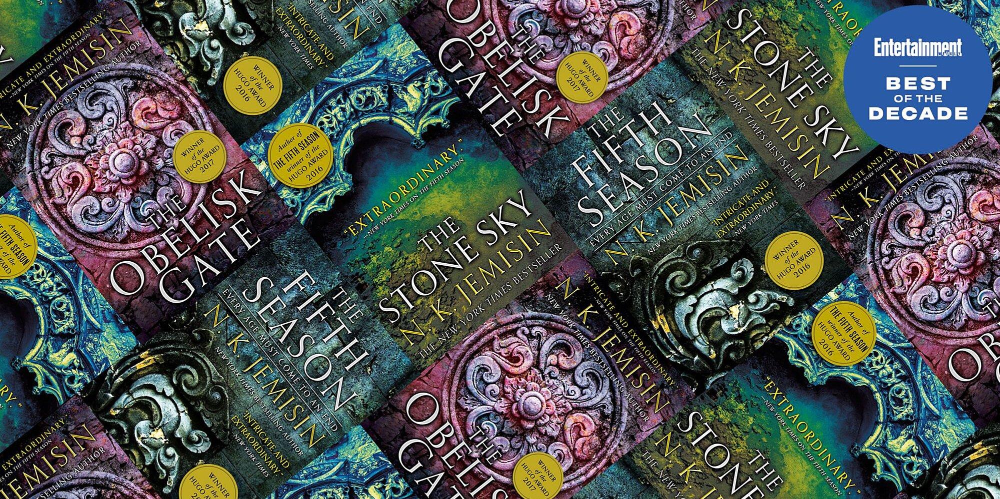 N.K. Jemisin's Broken Earth trilogy is the best fantasy of the decade
