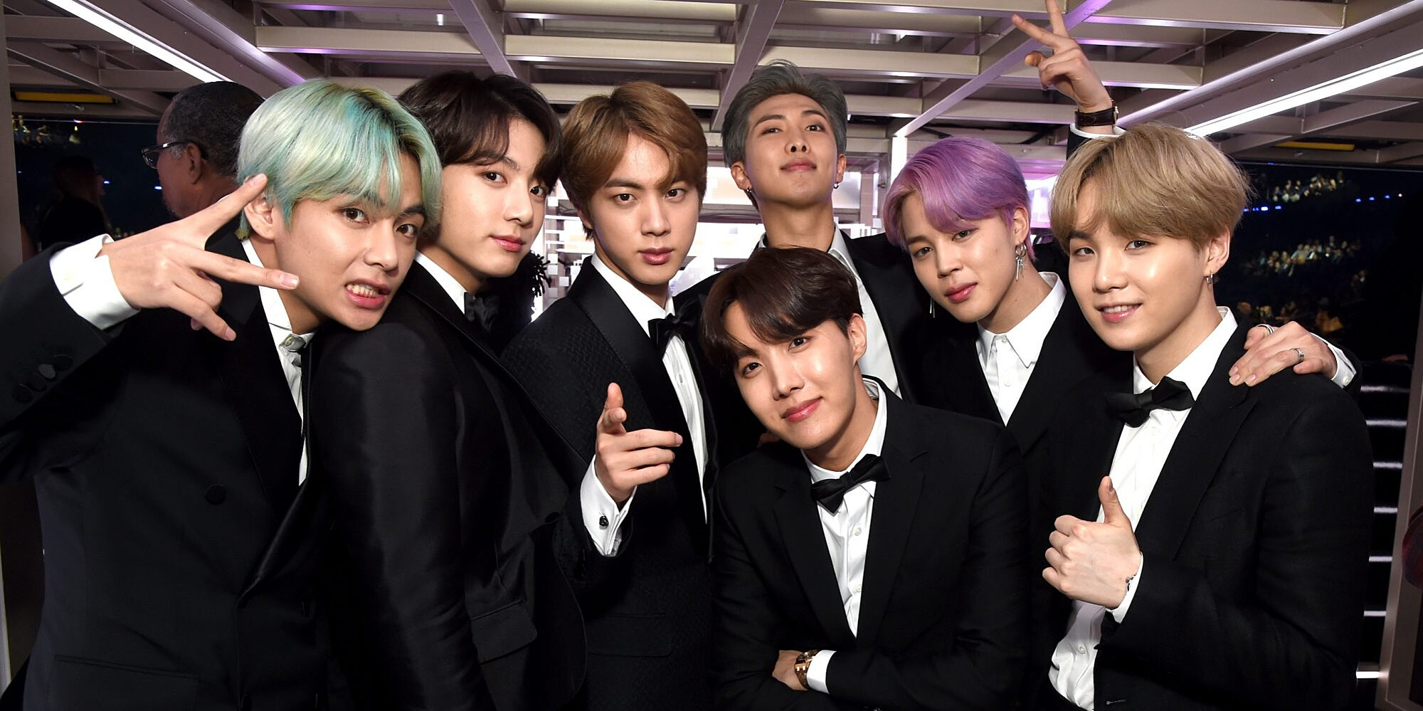 BTS release new album Map of the Soul 20, featuring lead single ON ...