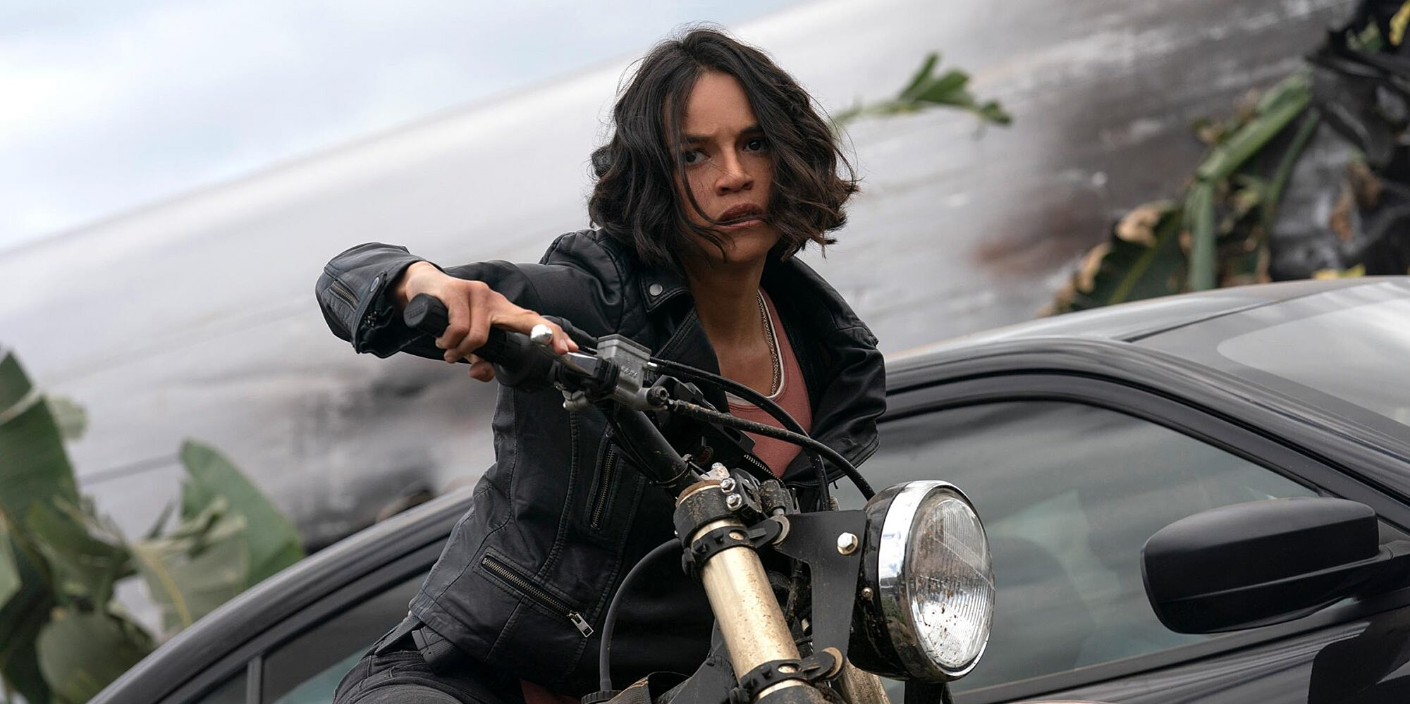 Michelle Rodriguez on fighting to bring 'dimension' to Letty, 'F9' doing 'justice for all the girls'