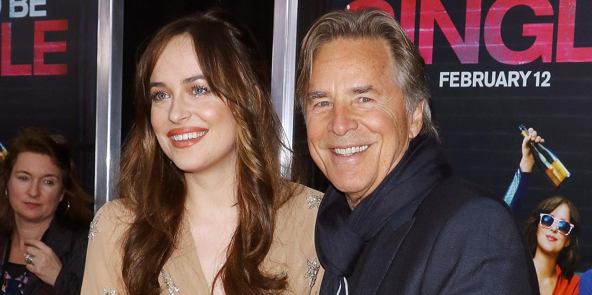 Dakota Johnson wasn't worried when her famous parents financially cut her off - Entertainment Weekly
