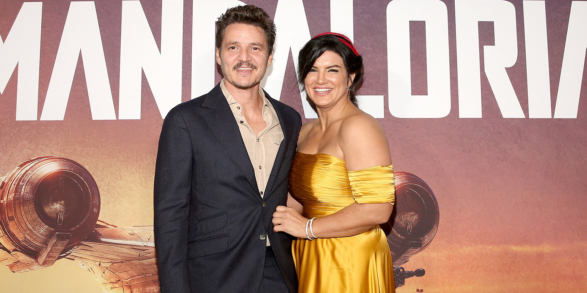 Gina Carano addresses 'The Mandalorian' firing, praises Pedro Pascal in new interview