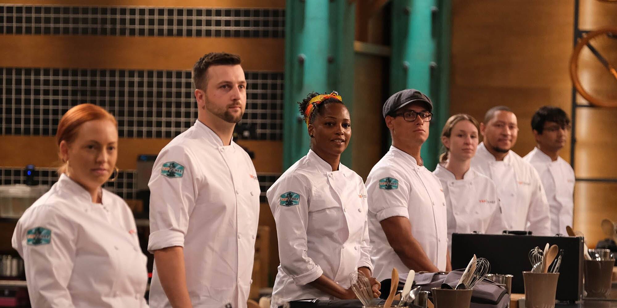 Here Are All the Chefs Competing on 'Top Chef' Season 18 in Portland - Food & Wine