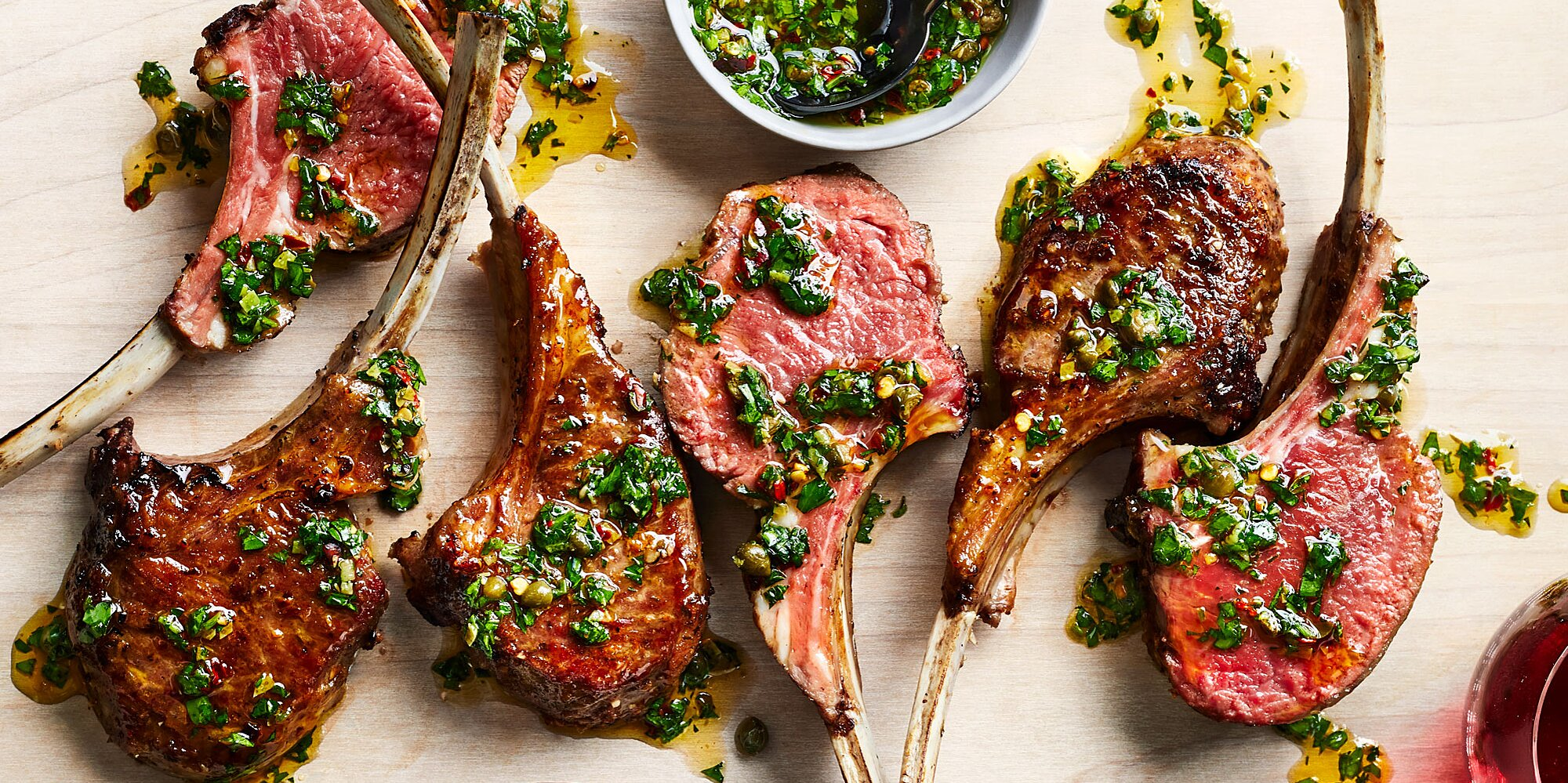 I Wasn't a Fan of Lamb Chops Until I Made These Lamb Chops