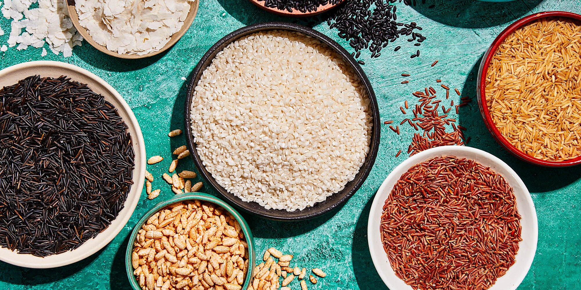 A Guide to Rice Types Around the World
