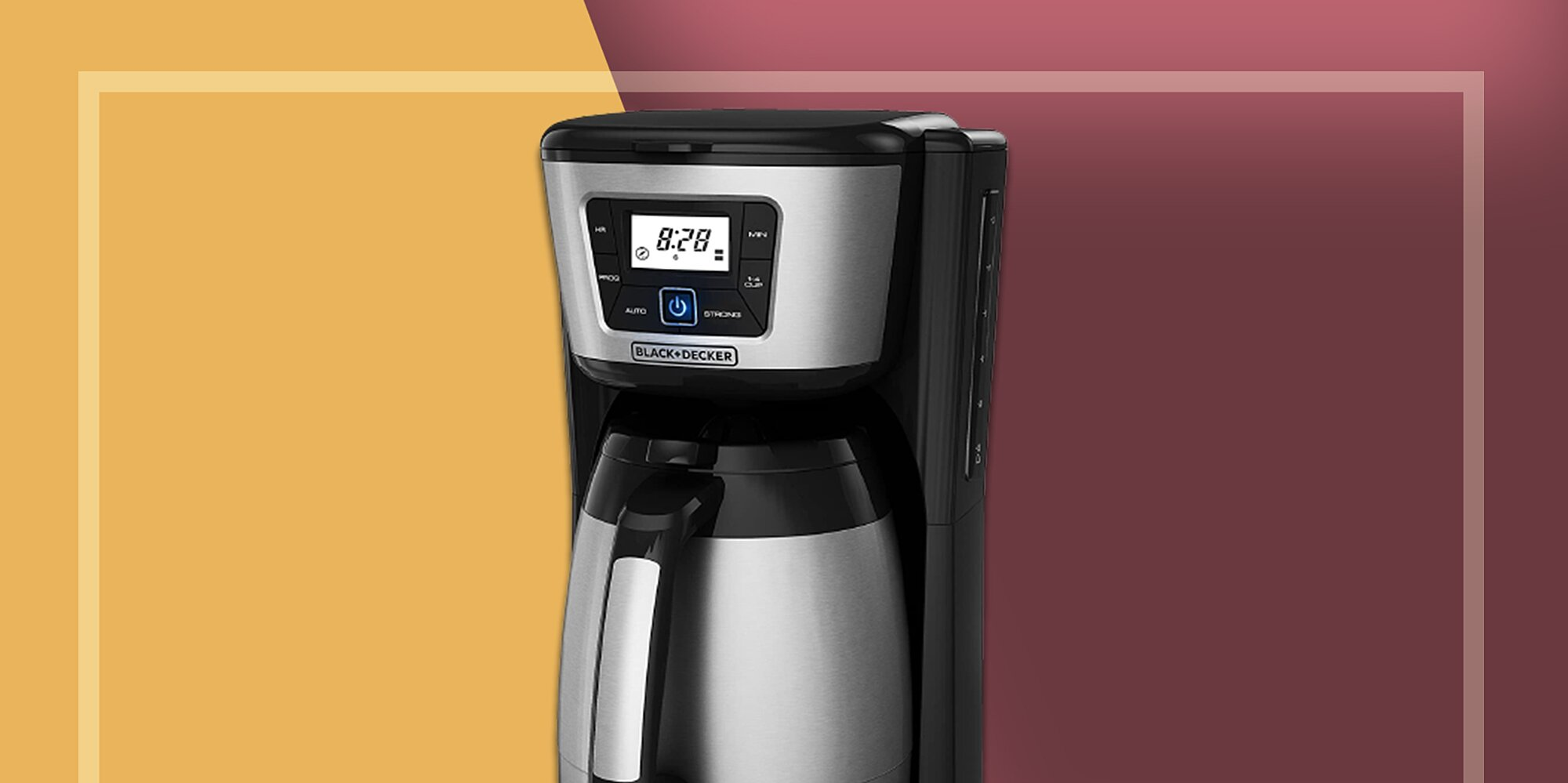 Amazon Shoppers Are Ditching Fancy Espresso Machines for This Beloved $50 Coffee Maker