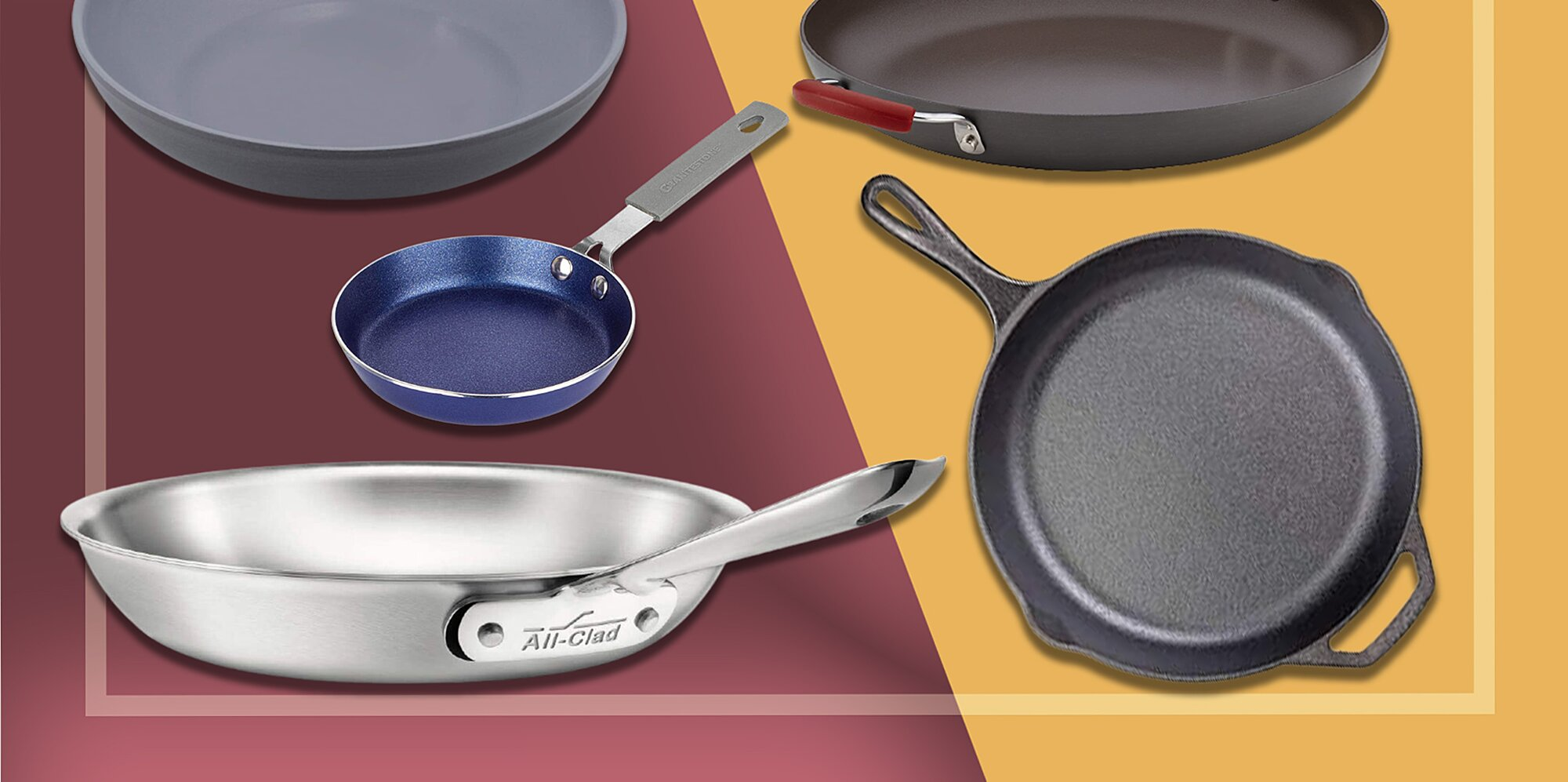 The Best Egg Pans for Every Type of Breakfast, According to Home Cooks