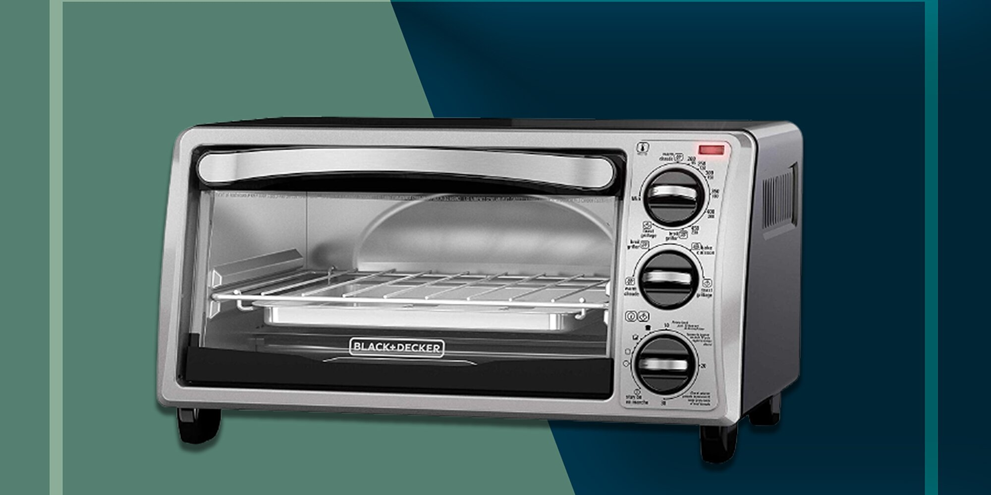 Home Cooks Say This $35 Toaster Oven Is 'Better Than a Conventional Oven'