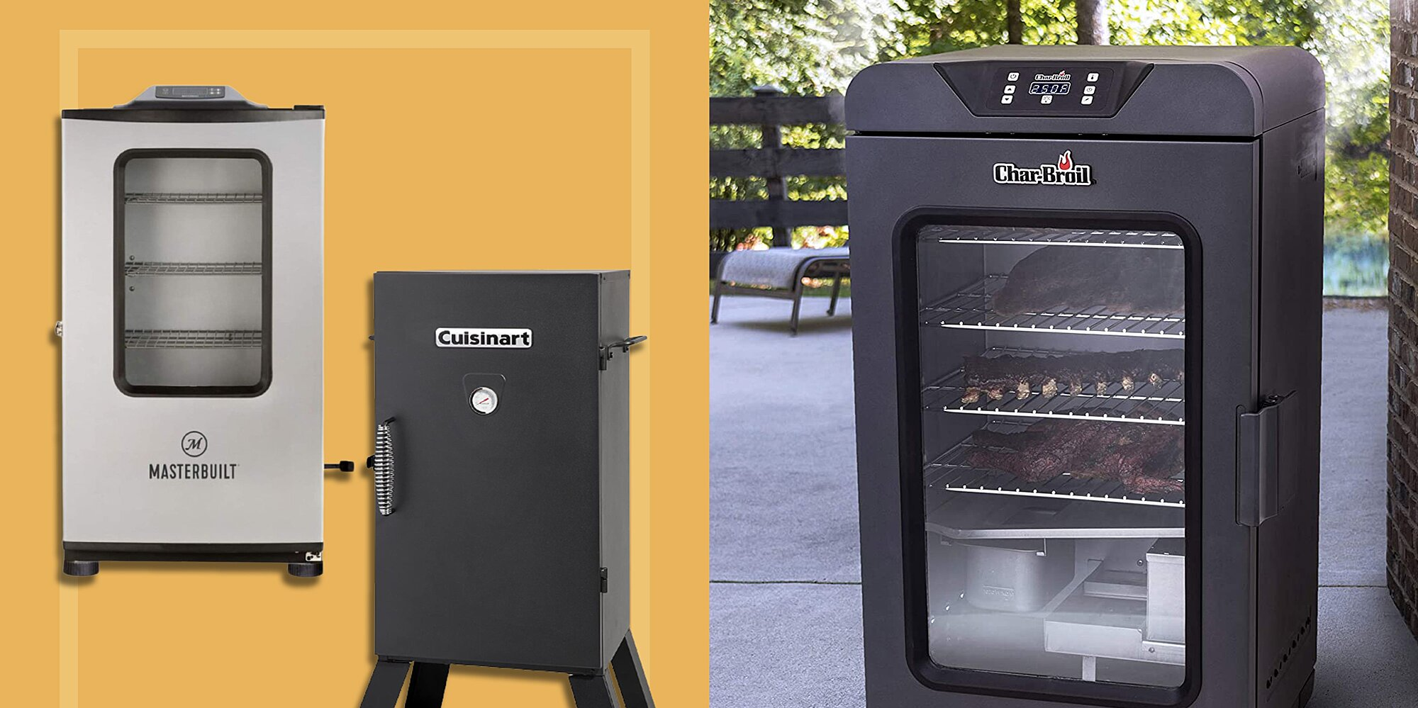The 7 Best Electric Smokers on Amazon for Delicious Meat, Poultry, and Seafood