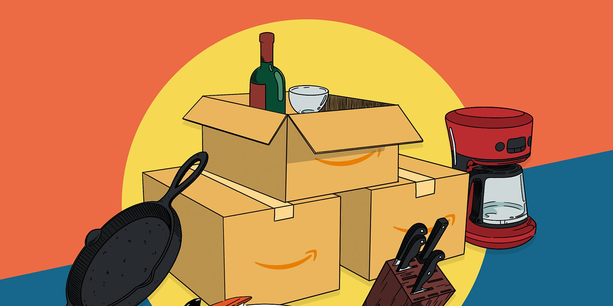 Everything Worth Buying in Amazon's Epic Prime Day Sale, From Lodge to Wüsthof