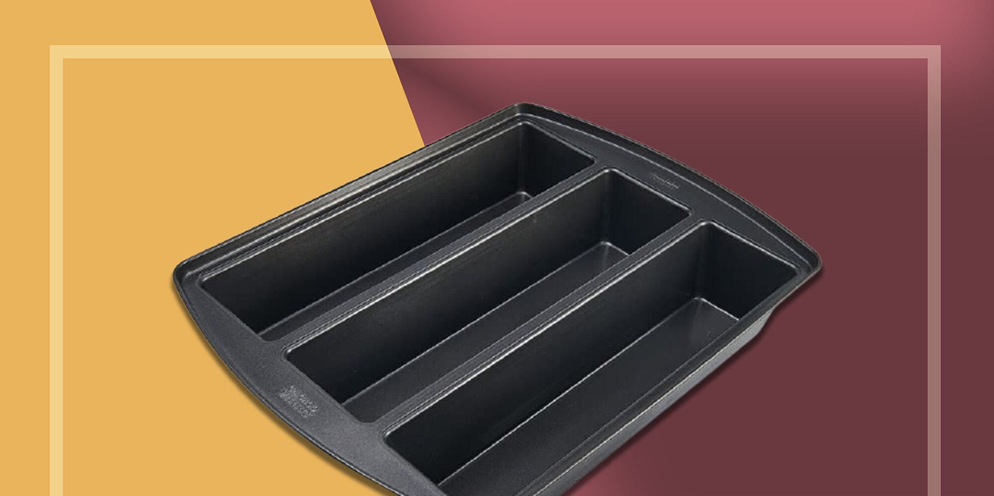 The Baking Pan That Can Do It All Is Back in Stock