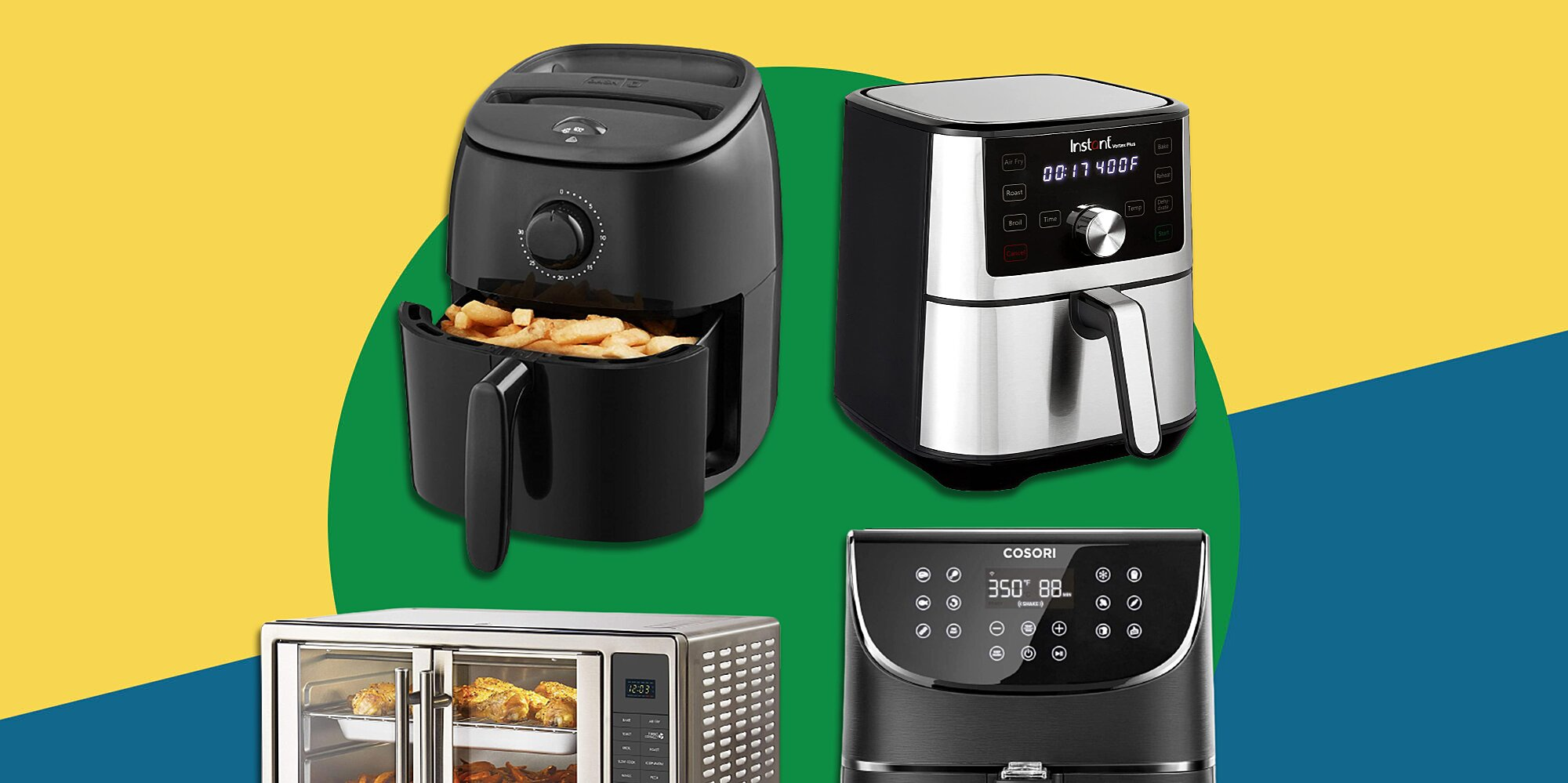 Amazon Just Marked Down So Many Air Fryers for Prime Day-and Prices Start at $40