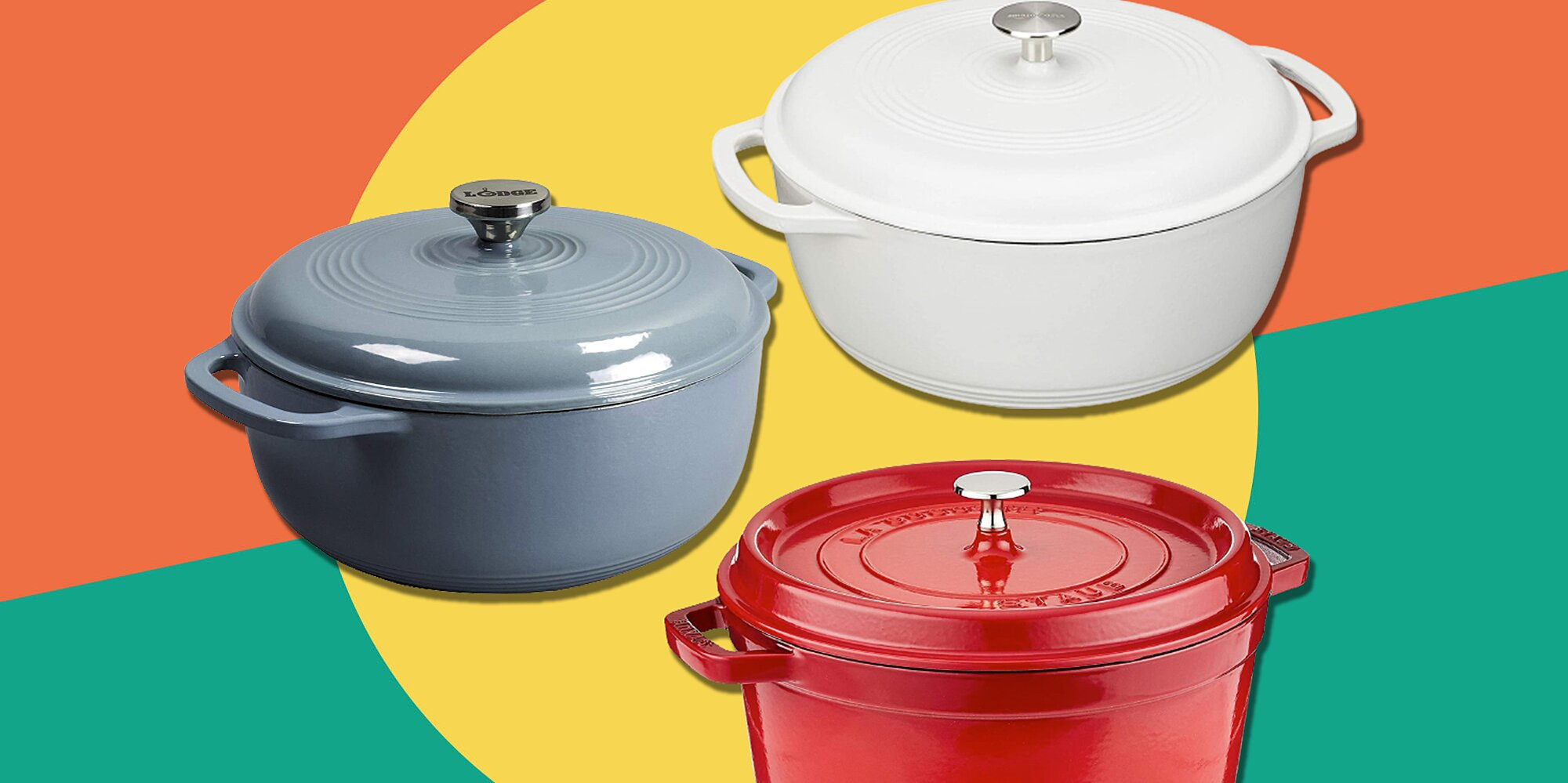 The 6 Best Dutch Oven Deals to Shop on Amazon Prime Day-Including Lodge for 30% Off