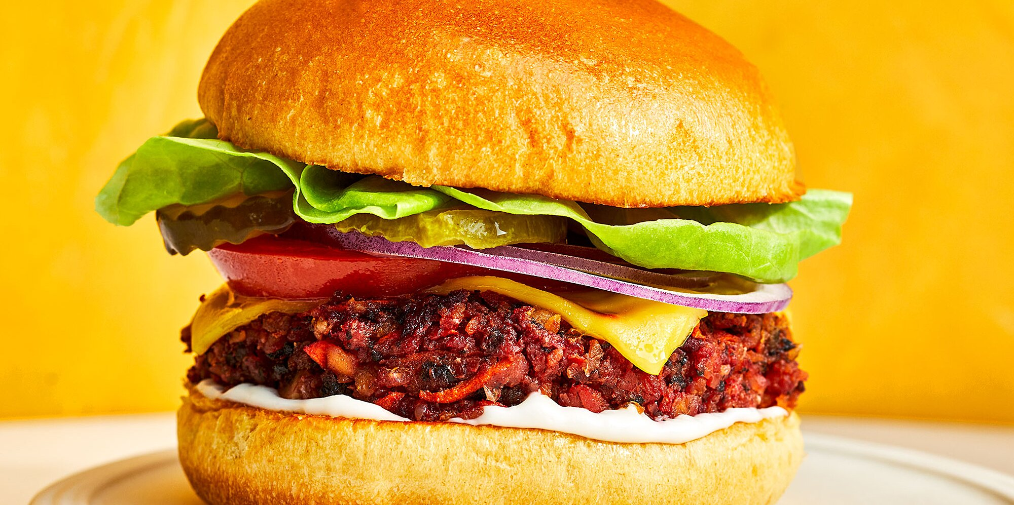 This Is the Secret to the Best Homemade Veggie Burgers
