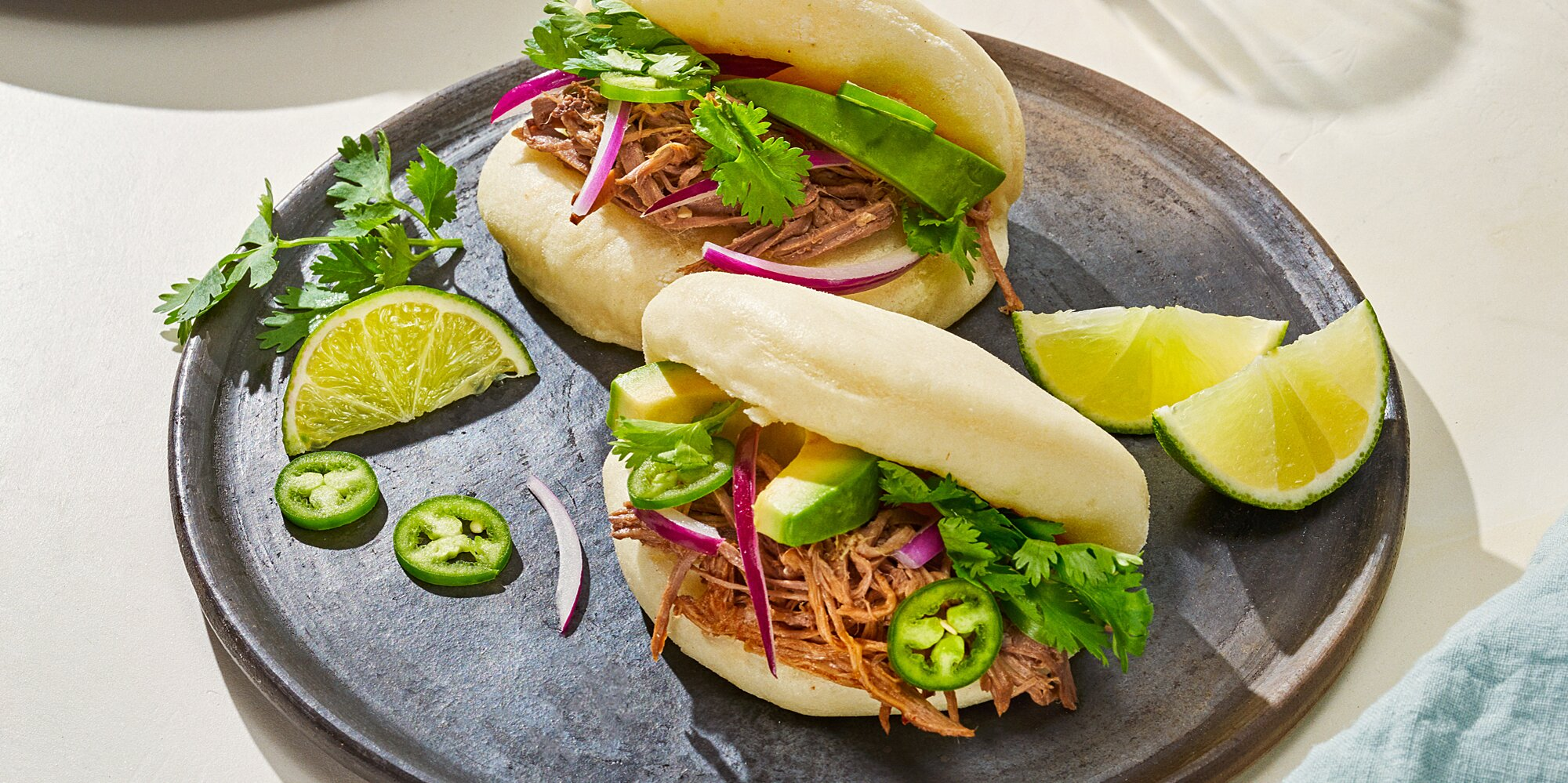 Fill Your Bao with Leftover Birria