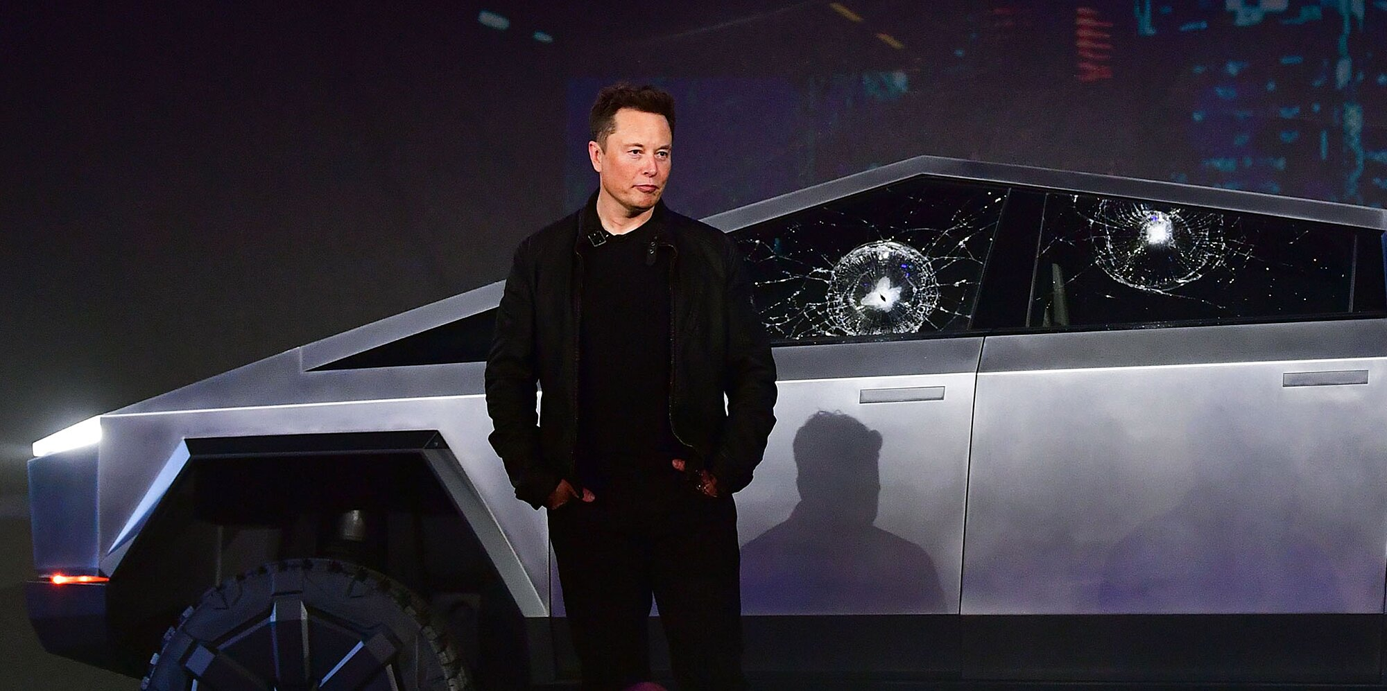 Elon Musk Says Cybertruck-Inspired 'Gigabier' Will Be Served at Tesla's German Factory