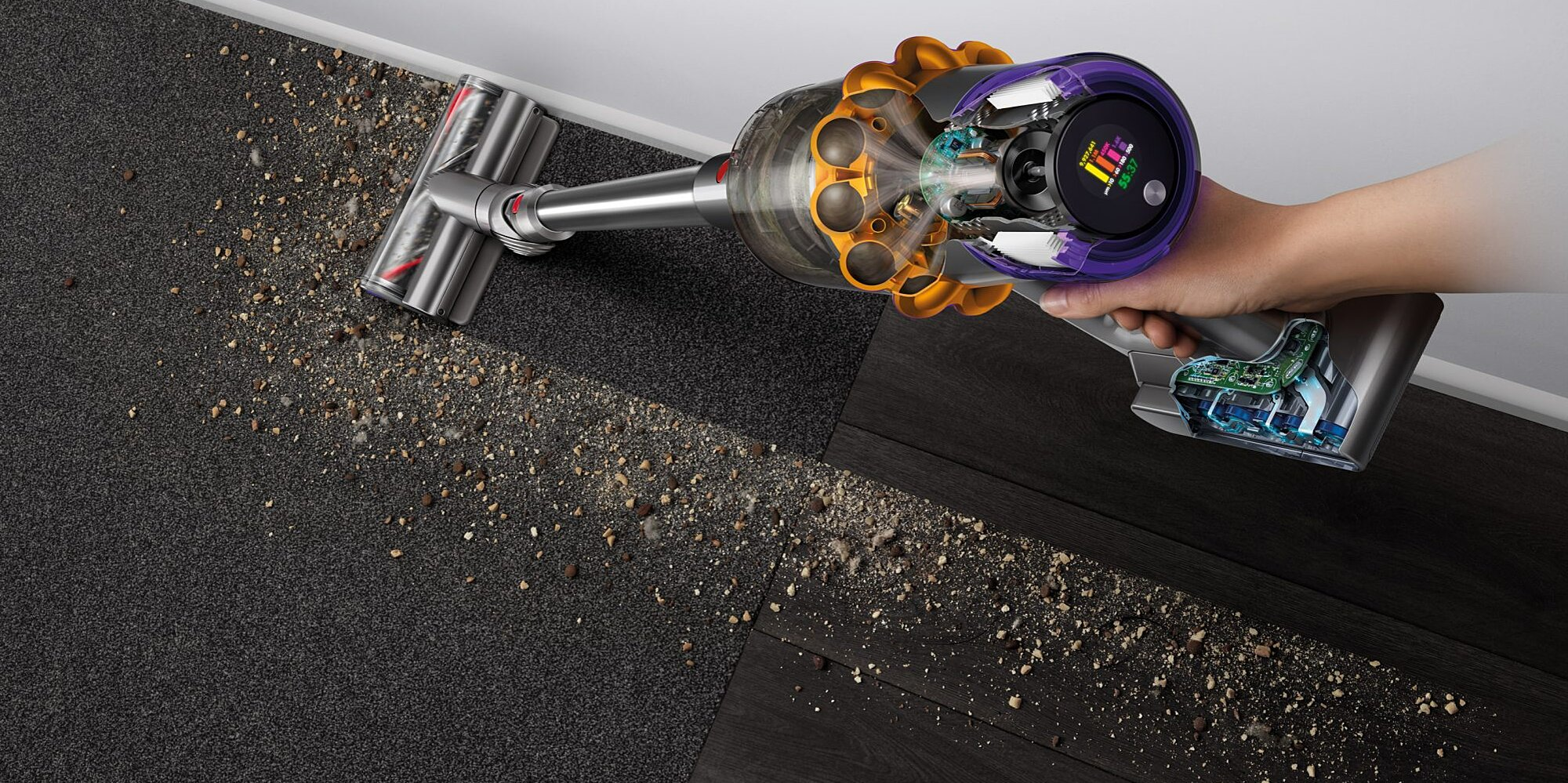 Dyson Releases Three New Wireless Vacuum Cleaners