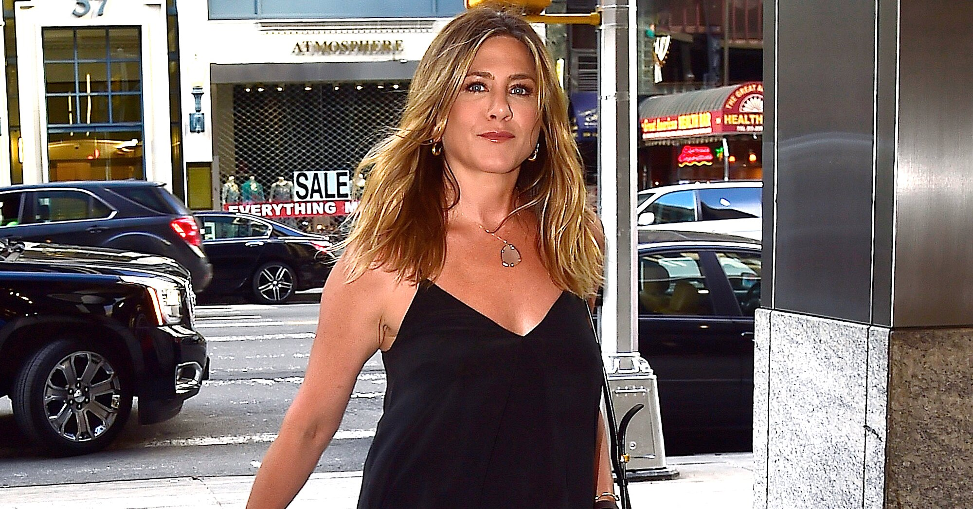 Jennifer Aniston and Selena Gomez Both Own This Brand, and It's Having a Major Sale