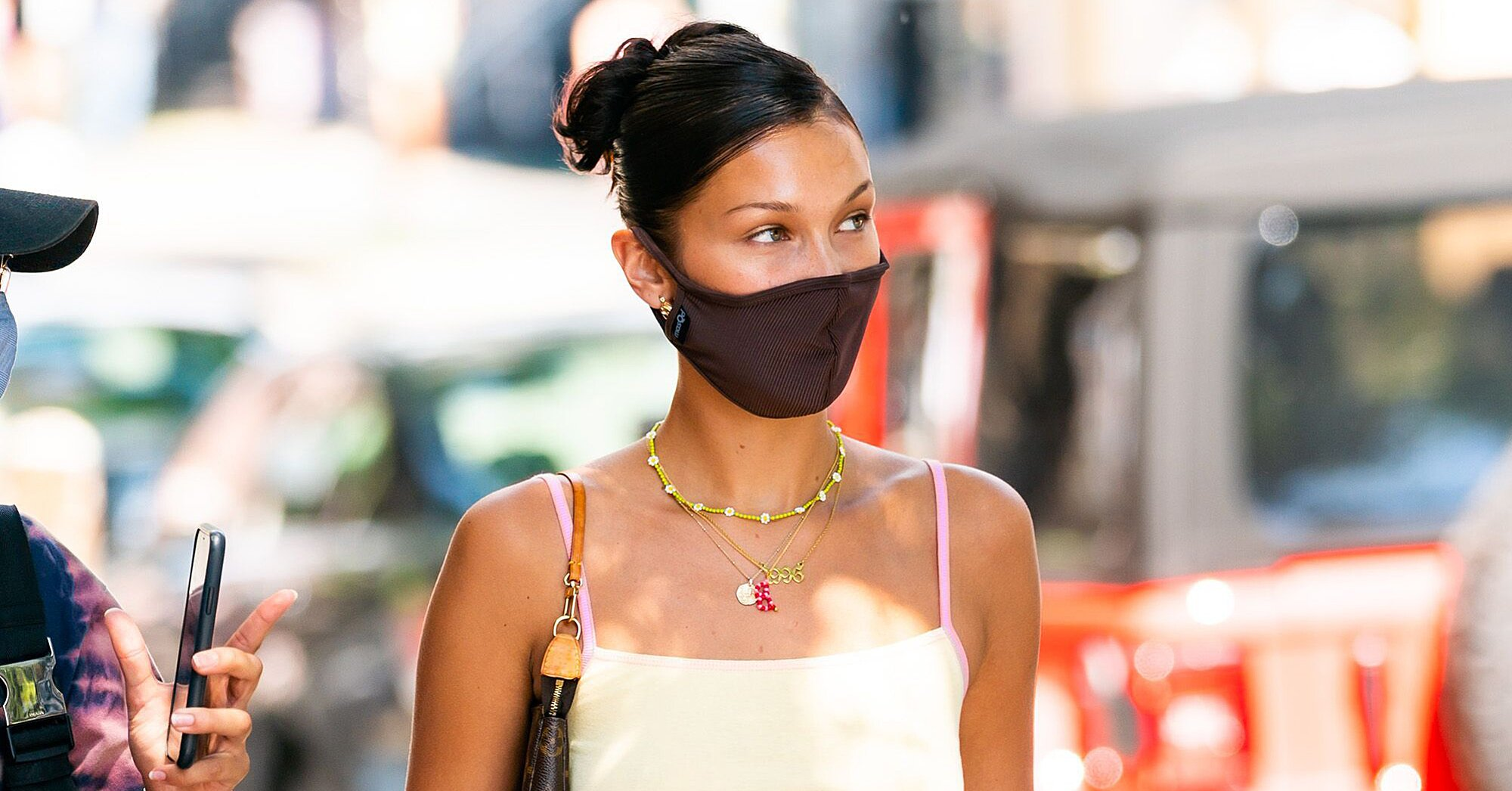 This Is Hollywood's Most Popular Brand for Stylish and Comfy Cloth Face Masks