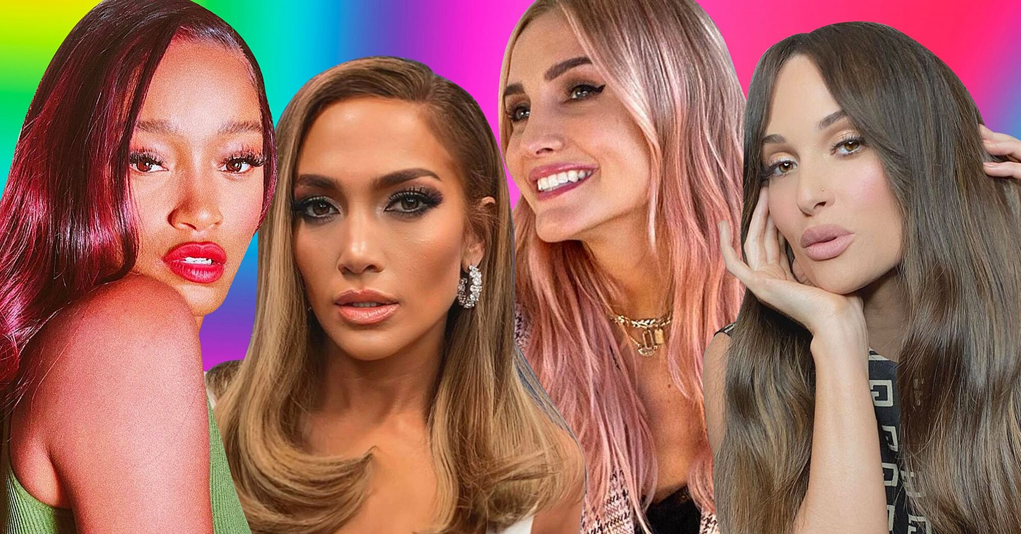 The 6 Breakout Hair Colors of Fall 2020