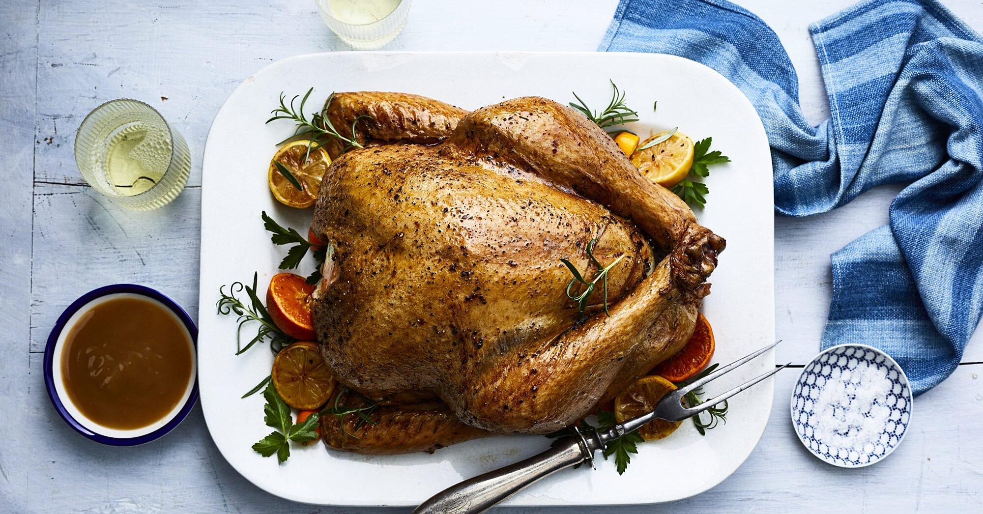 How to Brine a Turkey the Best Way