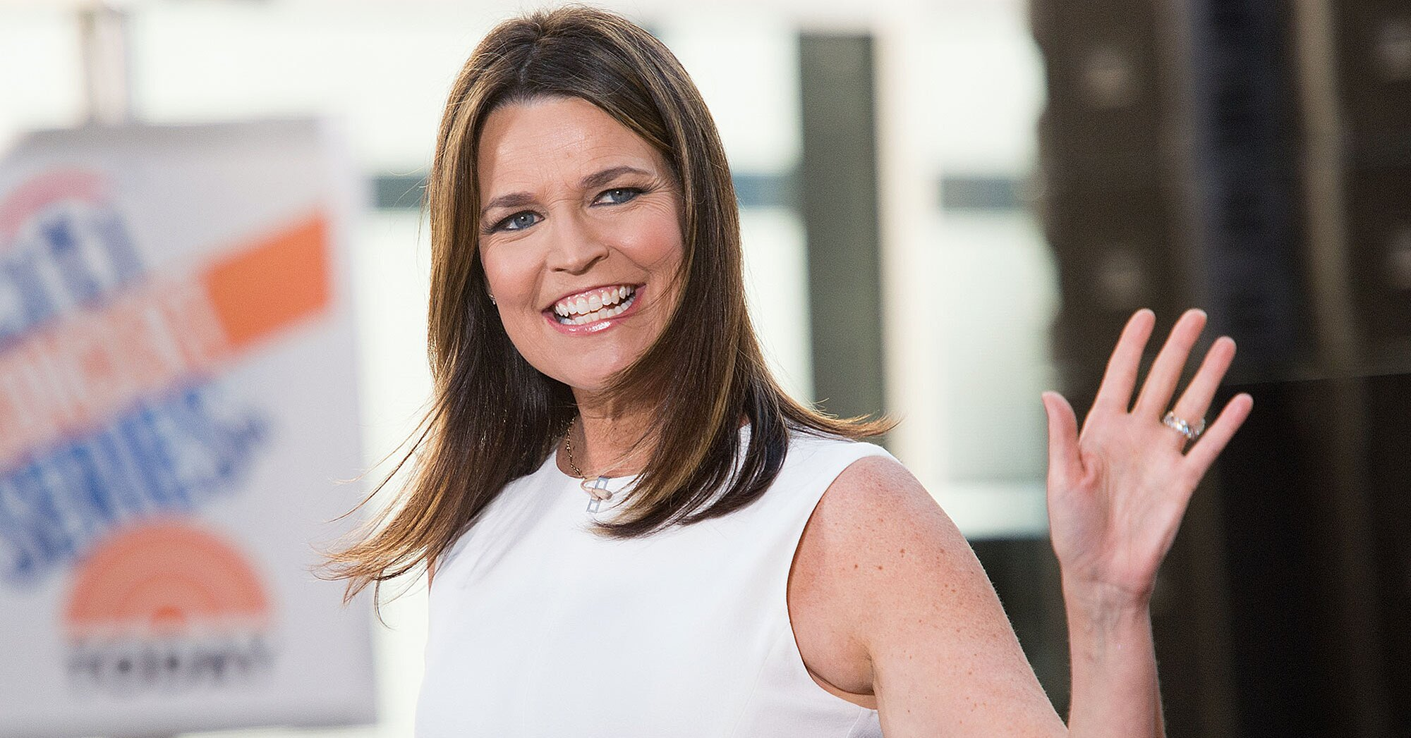 Savannah Guthrie S Last Day On Today Before Maternity Leave Is Friday People Com