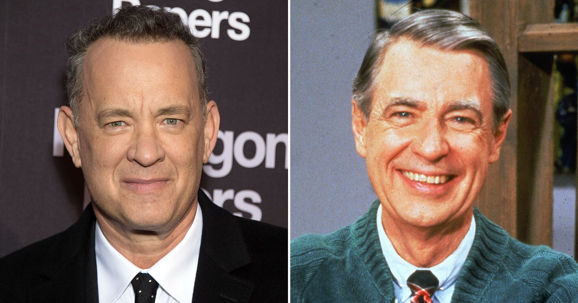 Fred Rogers Was A Huge Fan Of Tom Hanks Says His Widow People Com