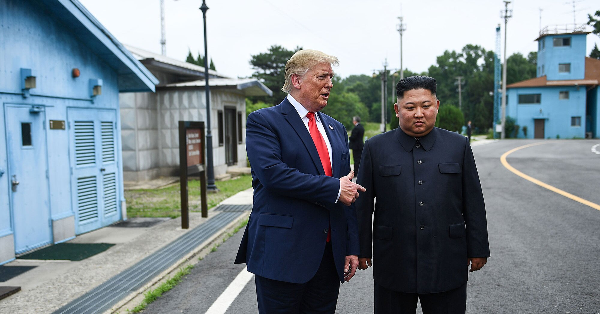 Donald Trump, Kim Jong Un 'Love Letters' Revealed | PEOPLE.com