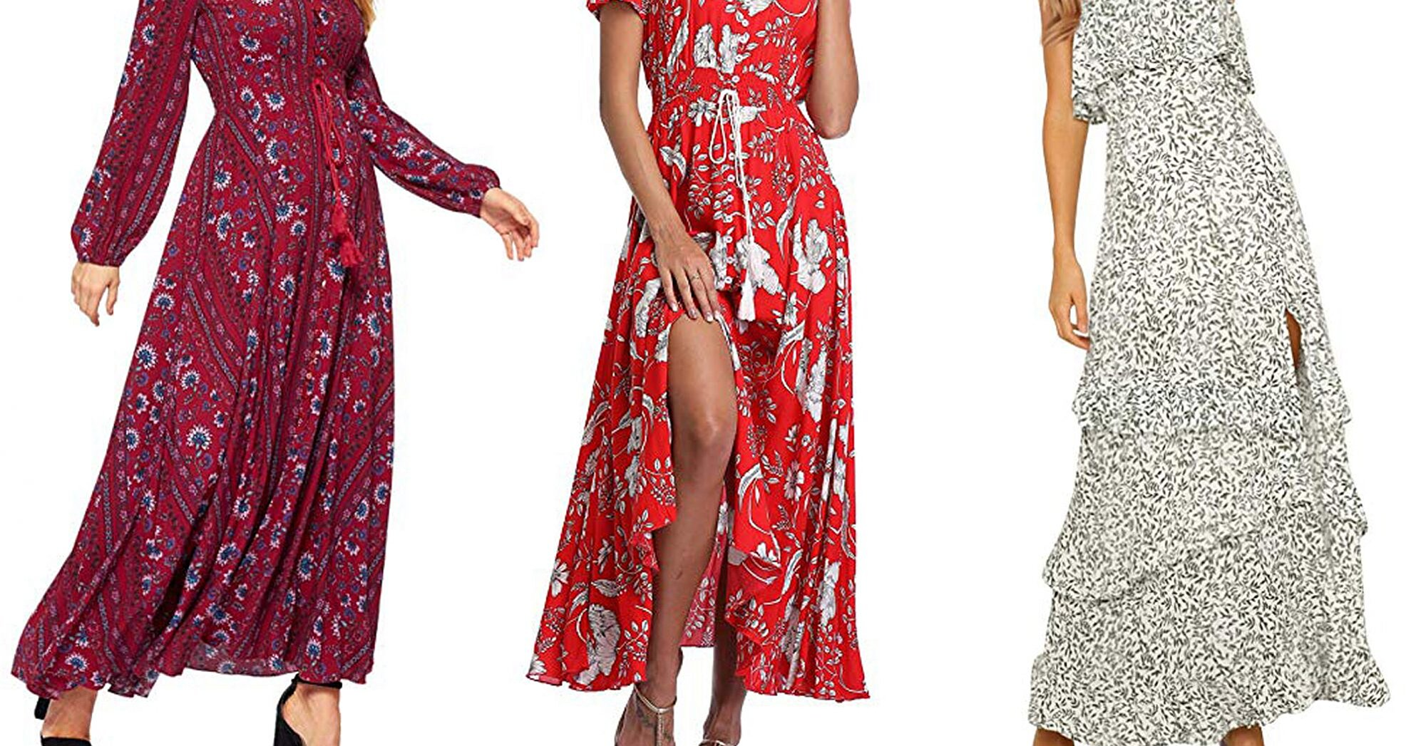 10 Best-Selling Dresses That Amazon Shoppers Can't Stop Buying — All Under $40