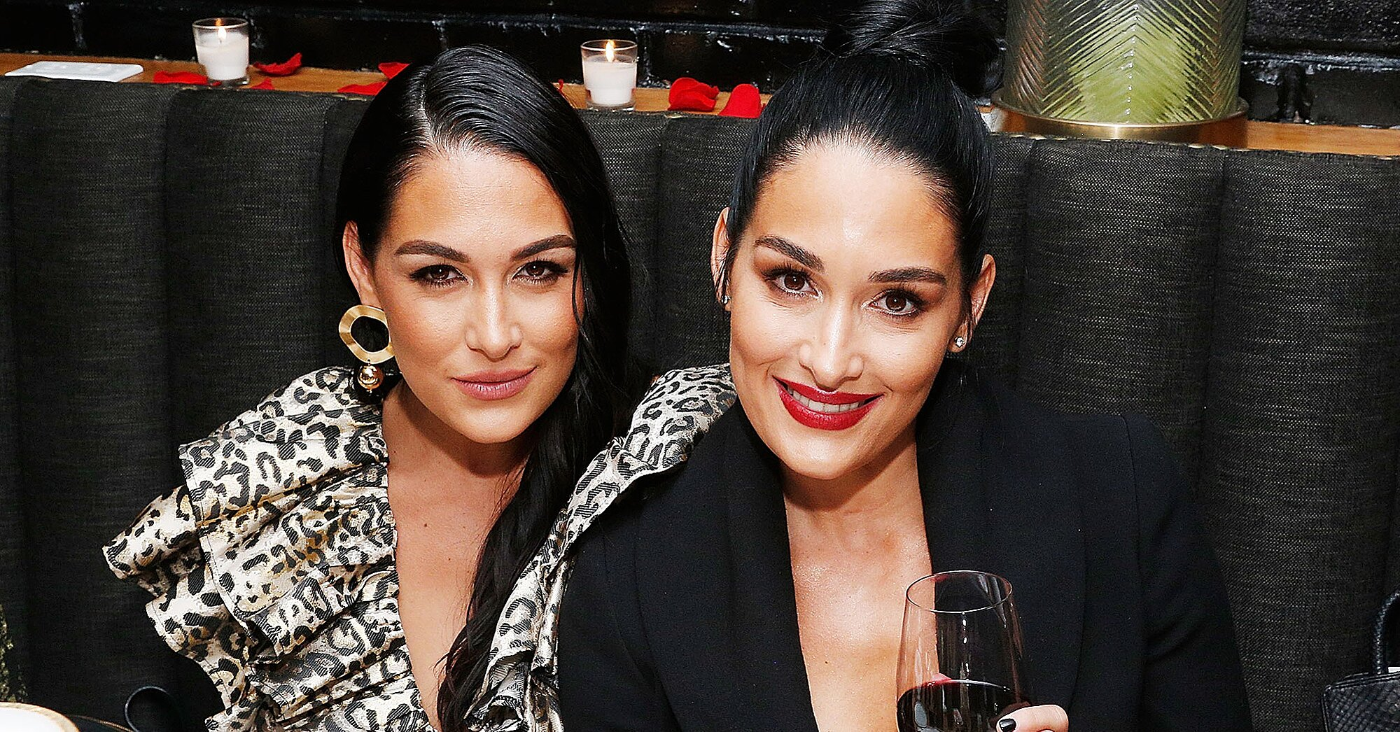 Brie and Nikki Bella Are Moving! Sisters Open Up About the 'Twin Decision' to Settle in Napa Valley