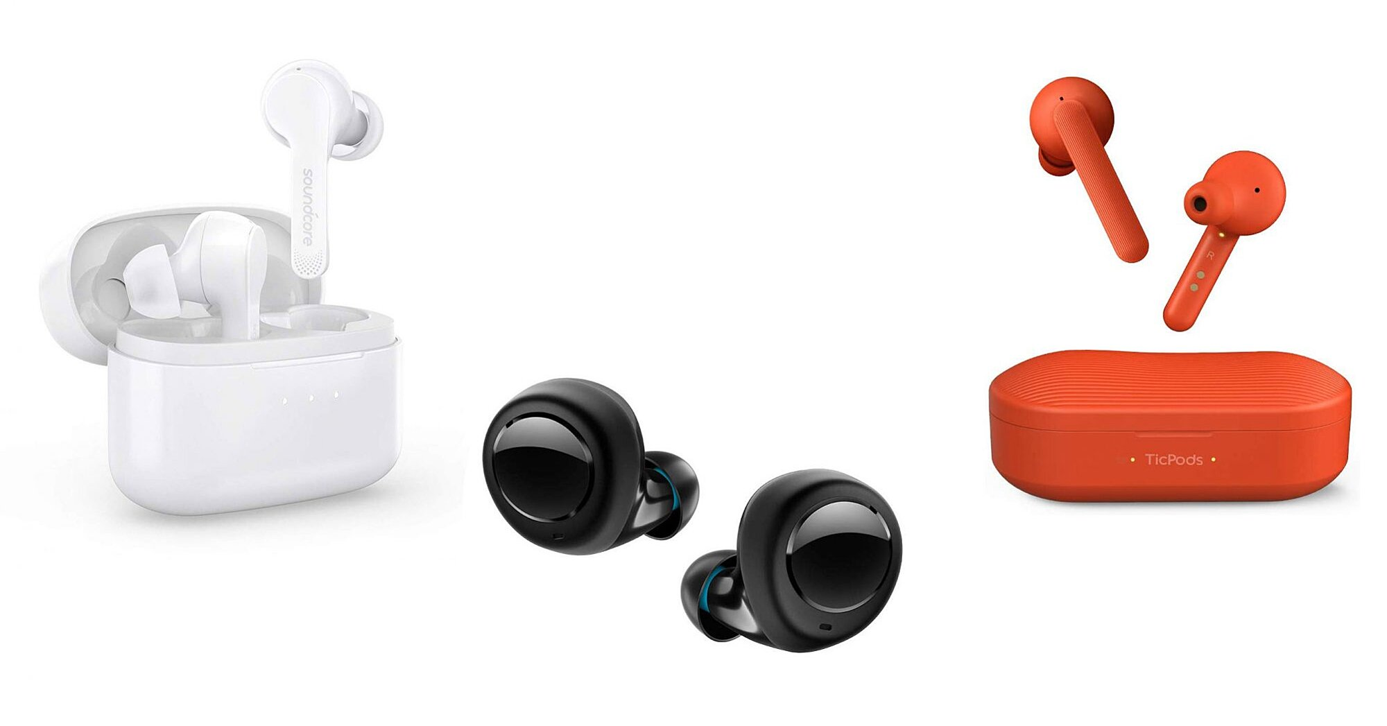 8 Wireless Earbuds on Amazon That Are Cheaper Than Apple's AirPods